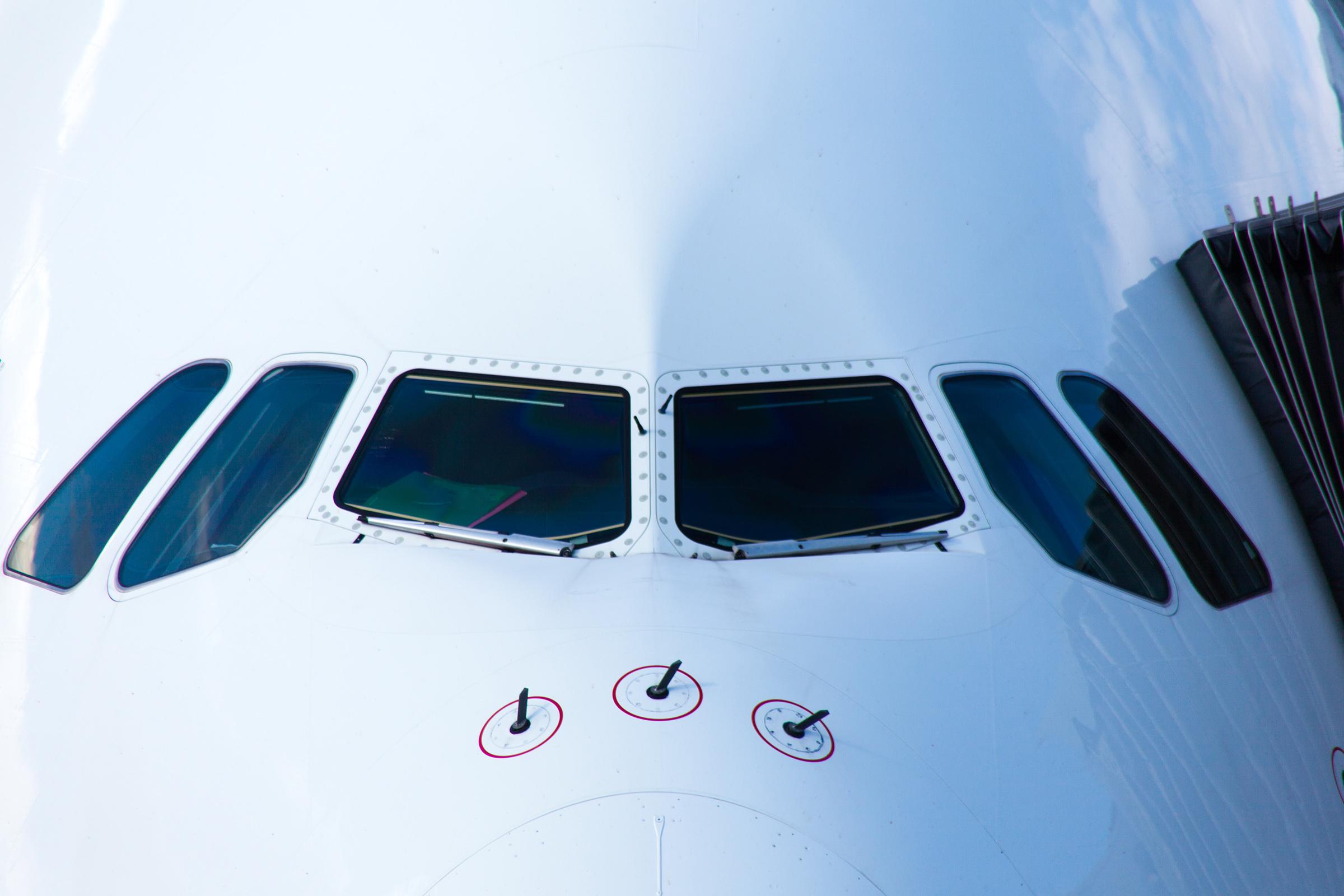 Airplane, Air, Power, Turbulence, Turbine, HQ Photo
