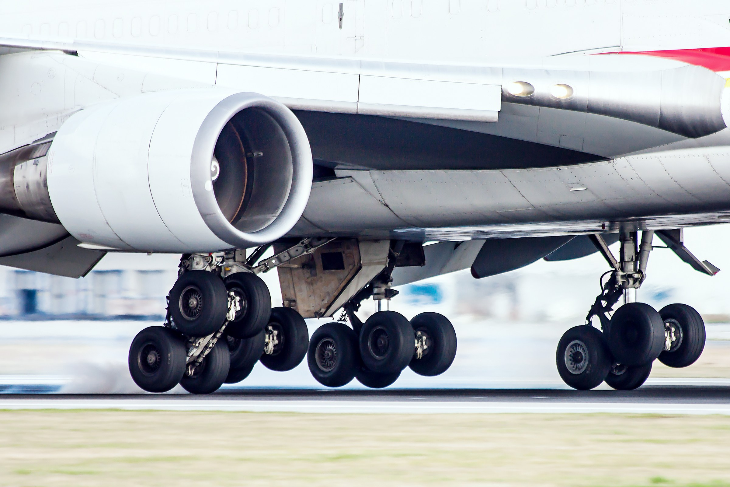 Airplane Tires Don't Explode on Landing Because They Are Pumped!   WIRED