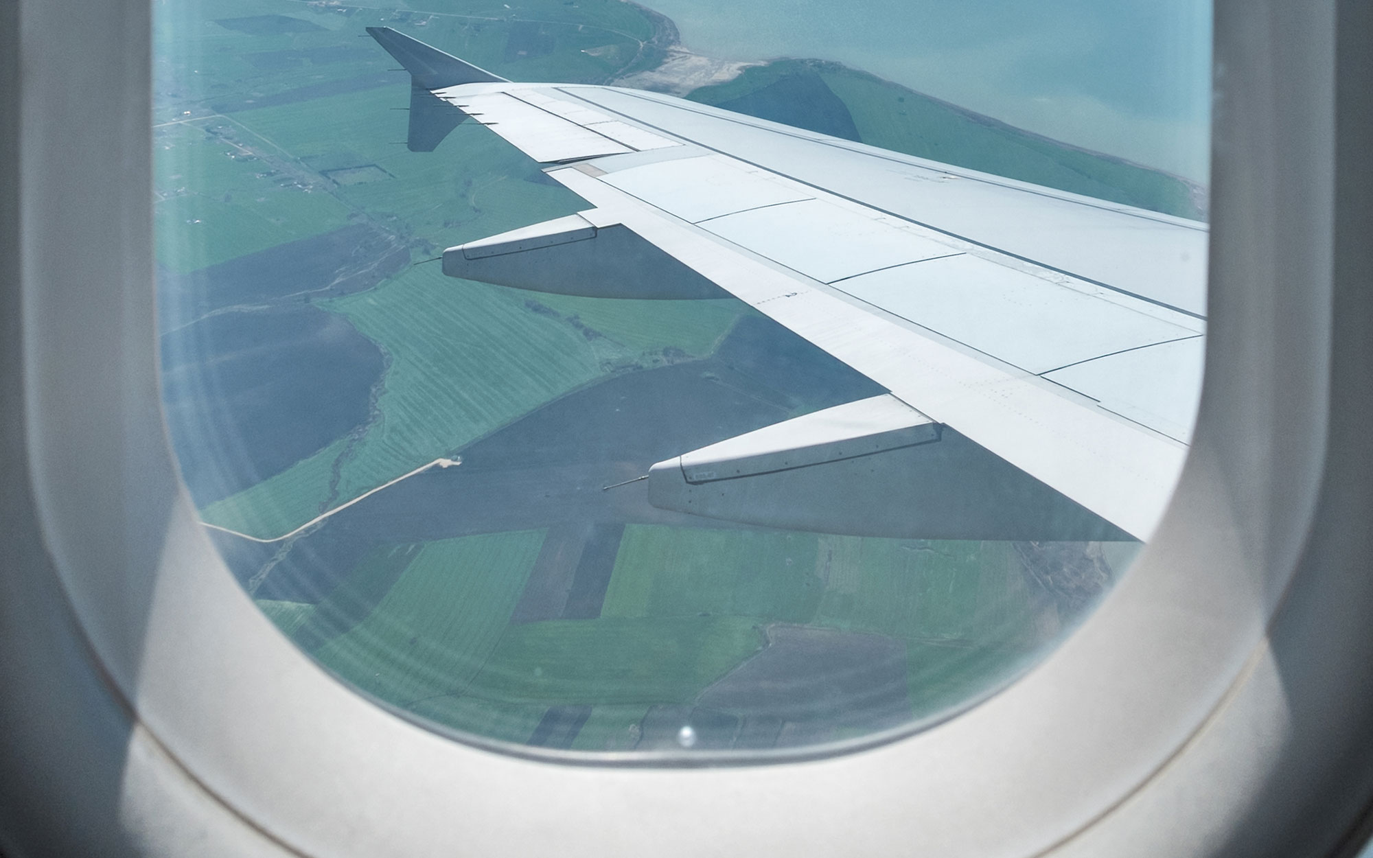 Why Do Airplane Windows Have Holes in Them? | Travel + Leisure