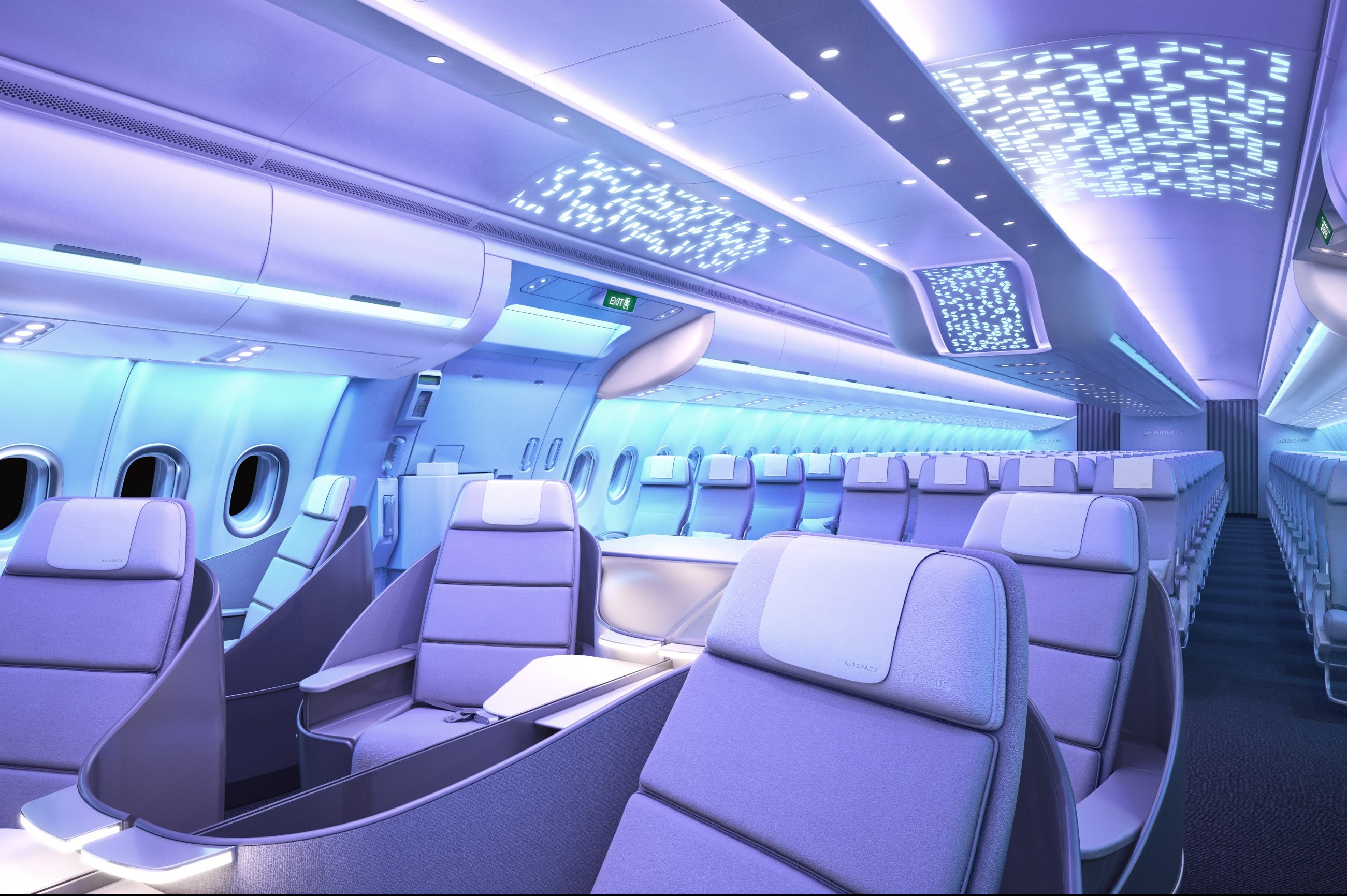 What Will the Airline Cabin of the Future Look Like? – Skift
