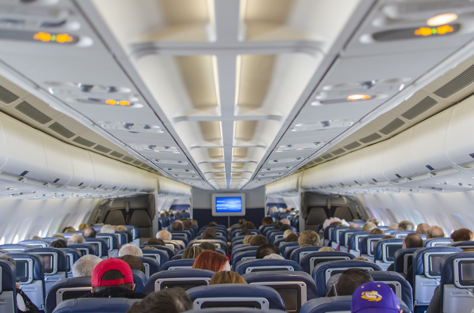 Rethinking the Airplane Cabin - Air Travel Insights | SIS Research