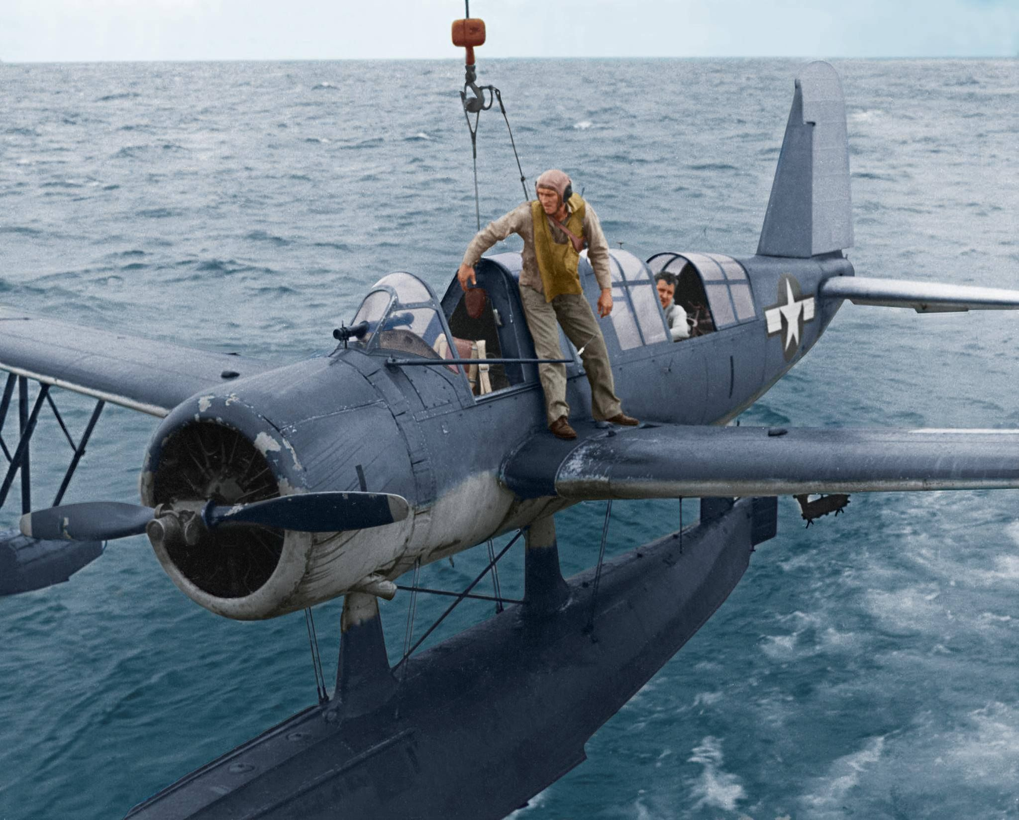 More than 100 of the best colorized images of Allied Warbirds and ...