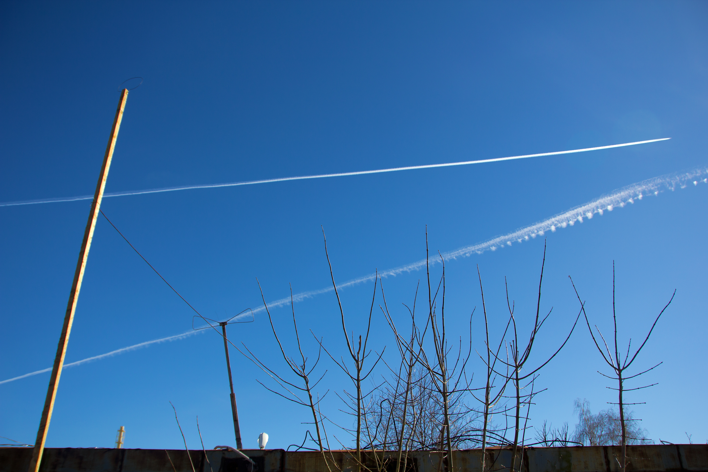 Airplane flying through the sky, Air, Aircraft, Airplane, Airplanes, HQ Photo