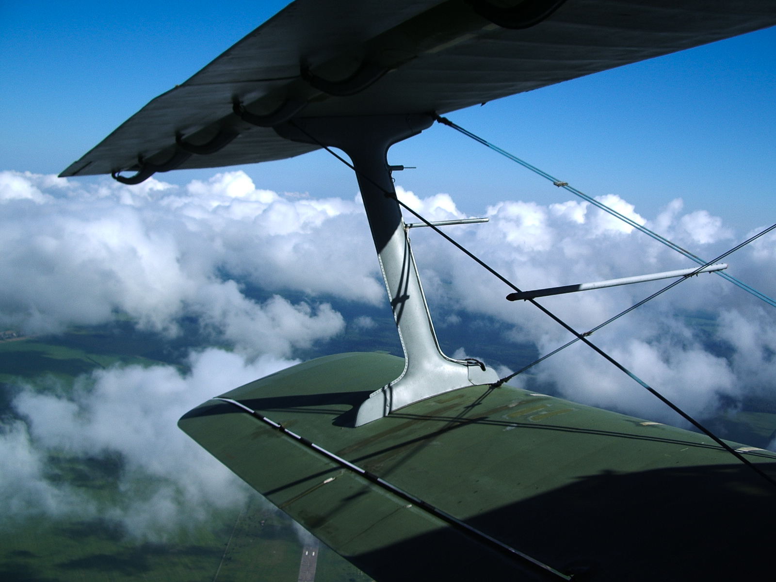Airplane Wing, Aerial, Looking, Window, Weather, HQ Photo