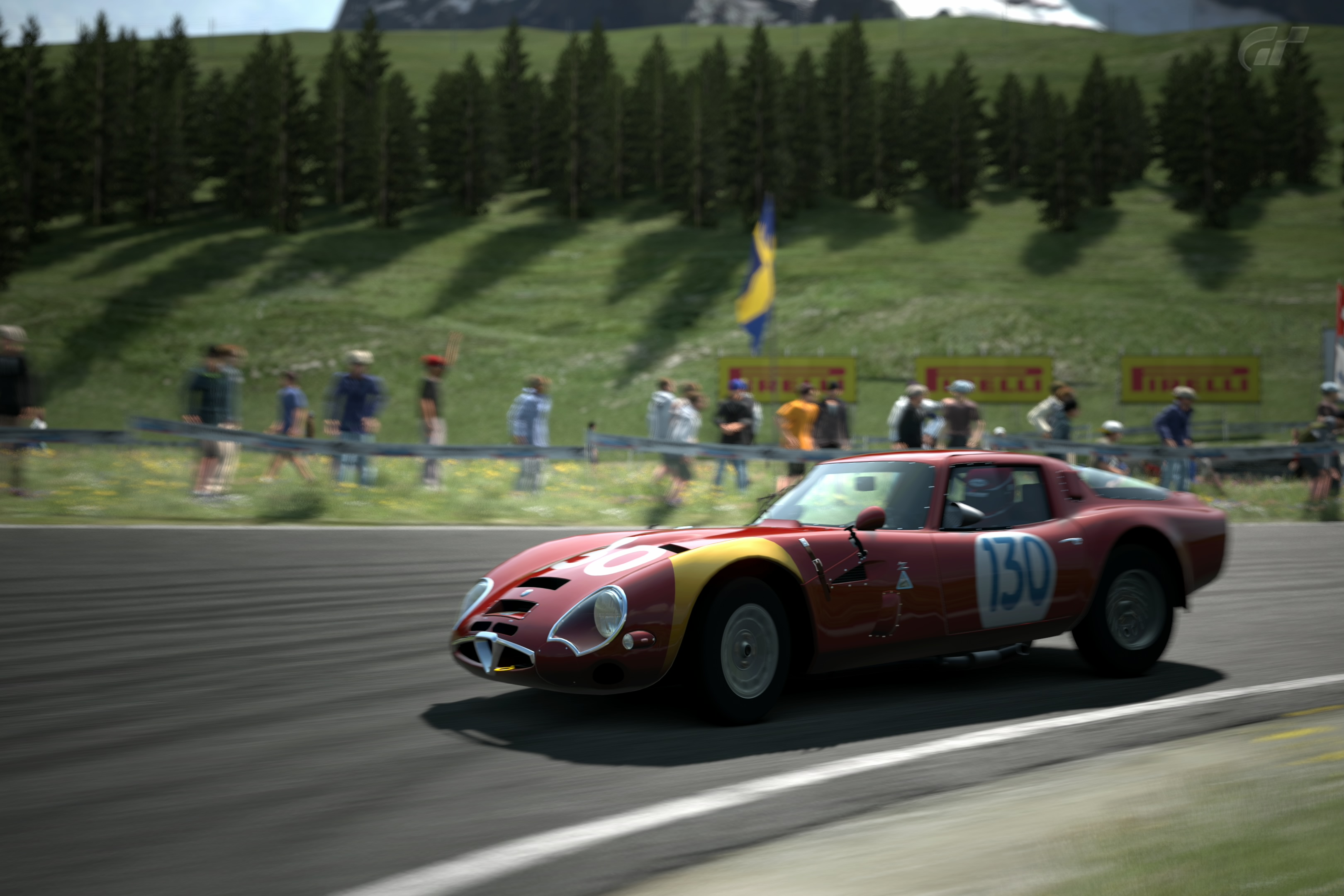 Alfa giulia tz2 photo