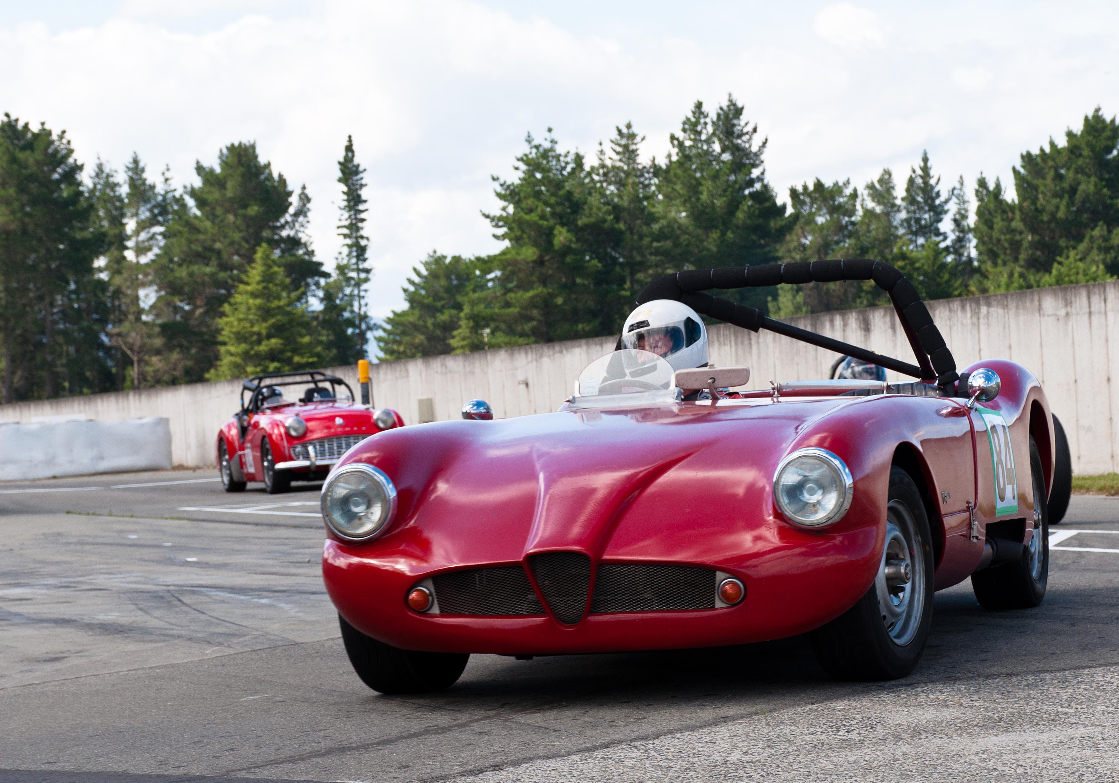 Alfa Romeo Replica 1956, Alfa, Car, Christchurch, Classic, HQ Photo