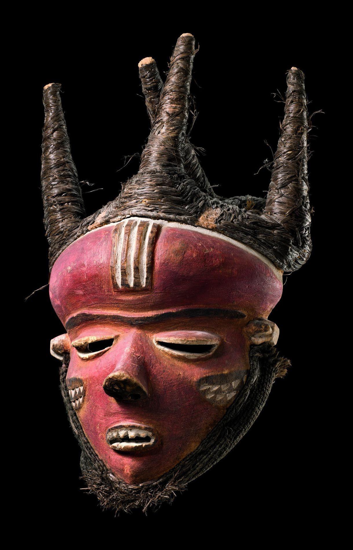 Africa | Mask