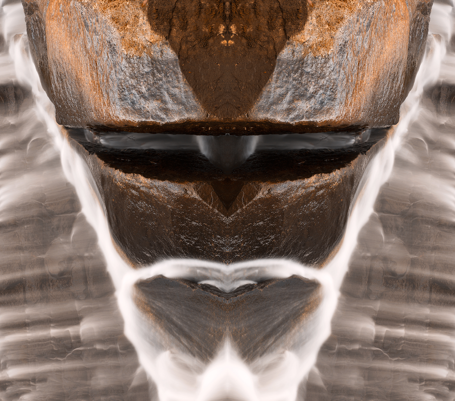 Alien Tribal Mask, Abstract, Nose, Rocks, Rock, HQ Photo