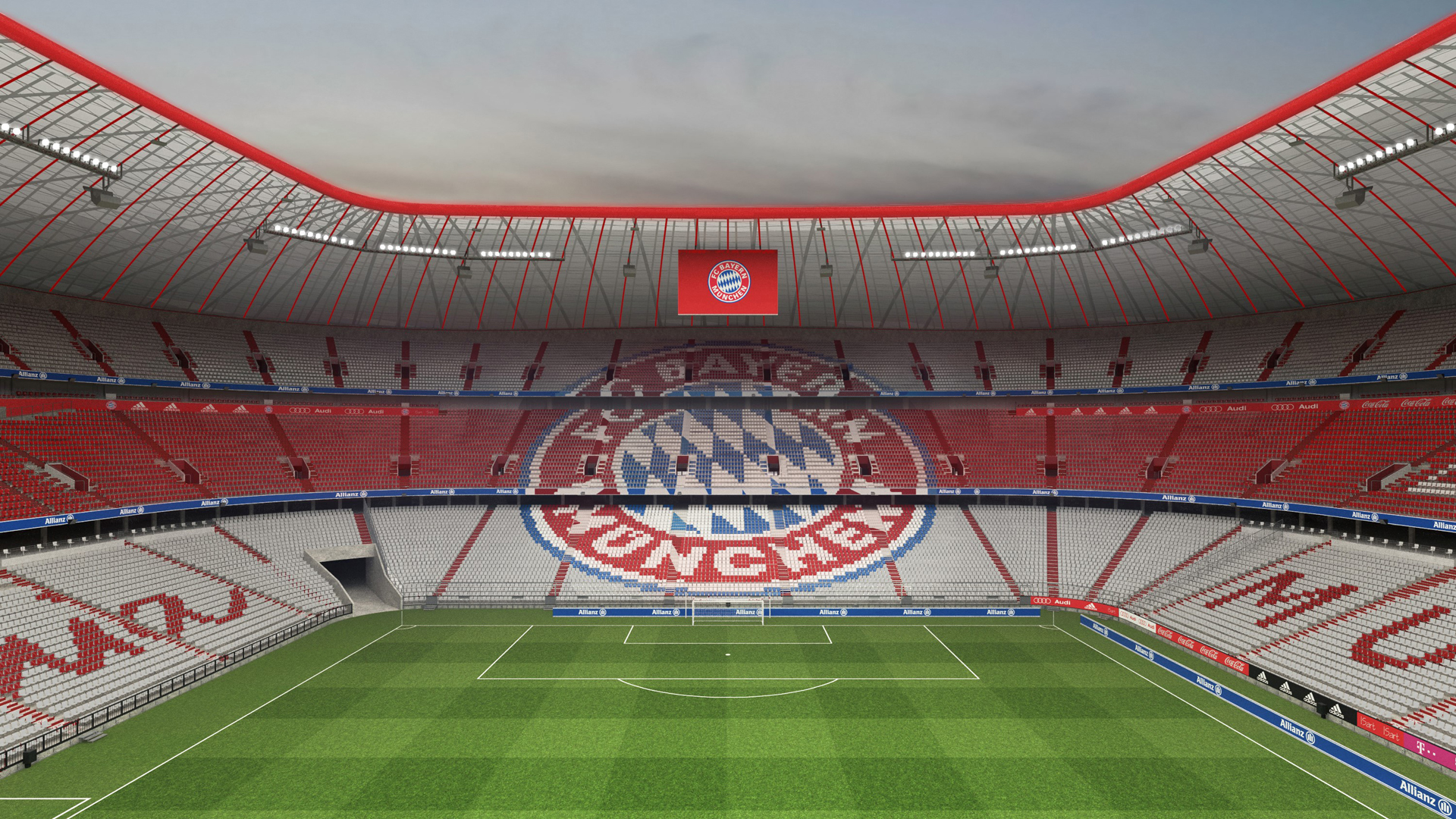 Allianz arena photo