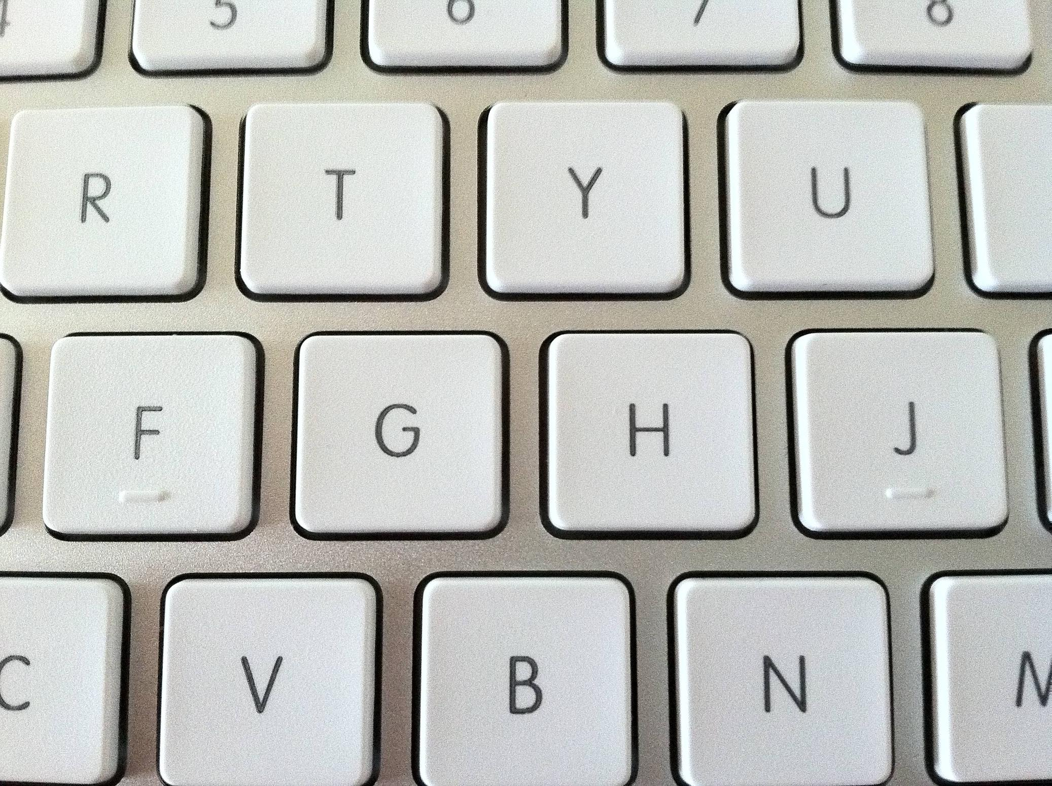 Free photo: Alphabet Keys - Strikes, Keys, Graphics - Free
