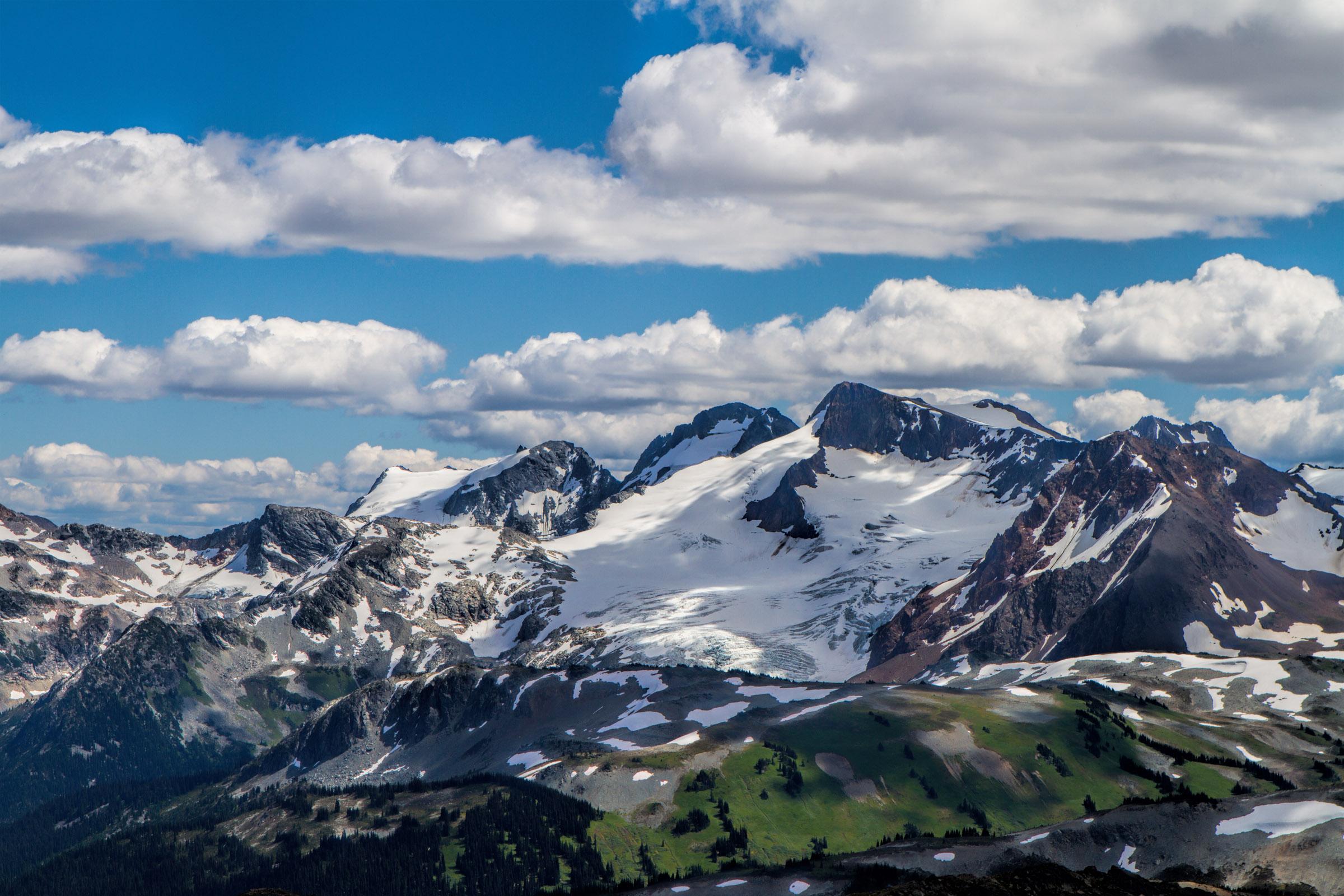 Alpine Mountain Top, Adorable, Sky, Peak, Picturesque, HQ Photo
