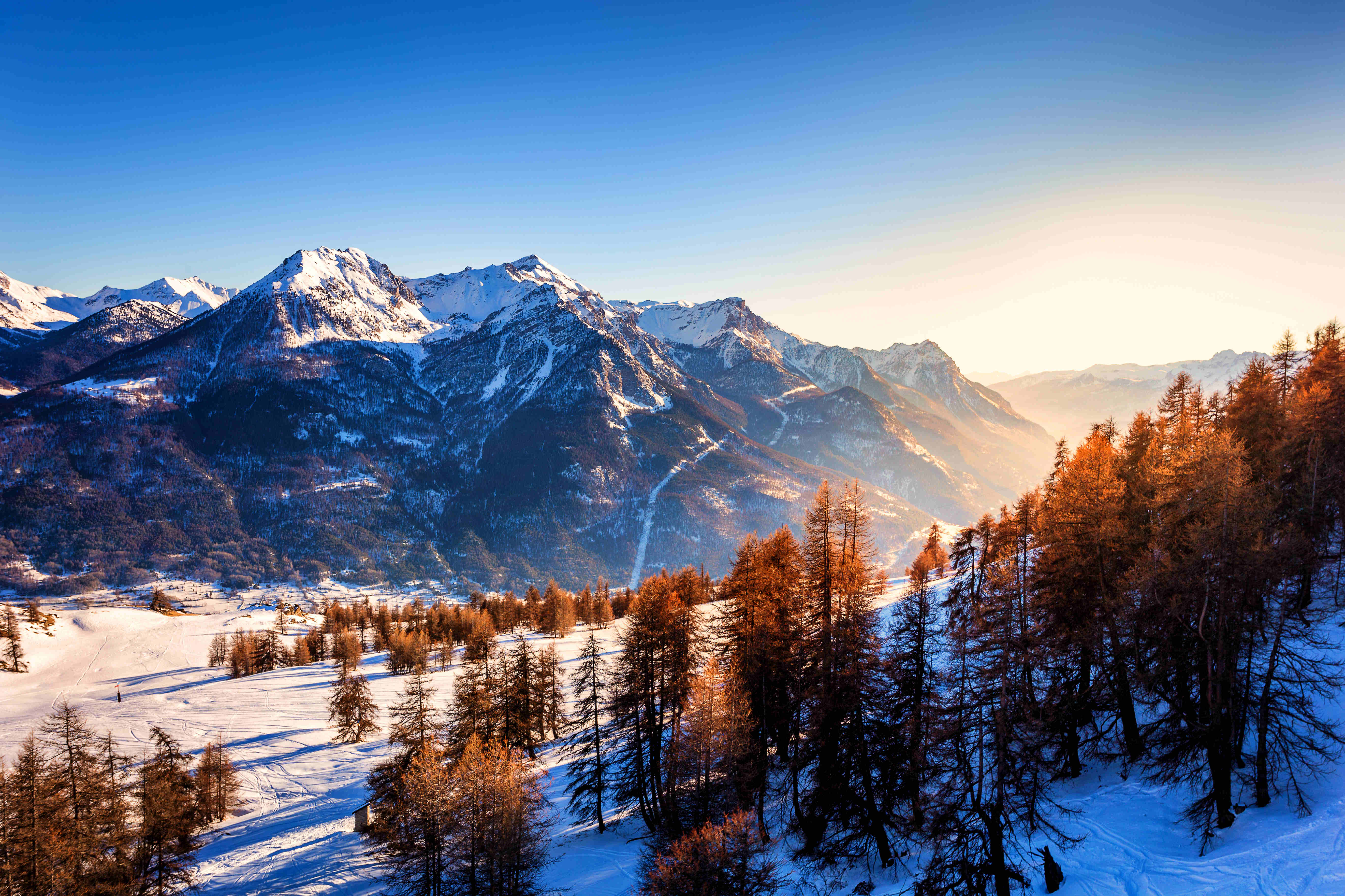 Book a train from London to the French Alps for this winter