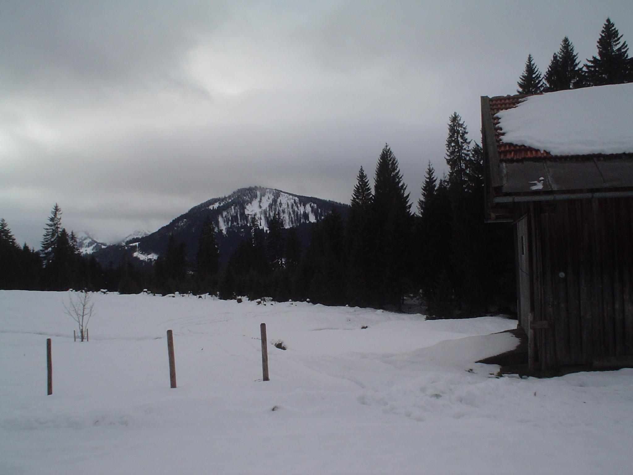 Alps Winter, Alps, Cold, Ice, Landscape, HQ Photo