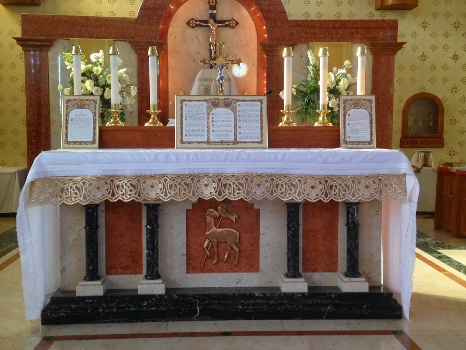 The Radical Catholic: The Altar and its Furnishings