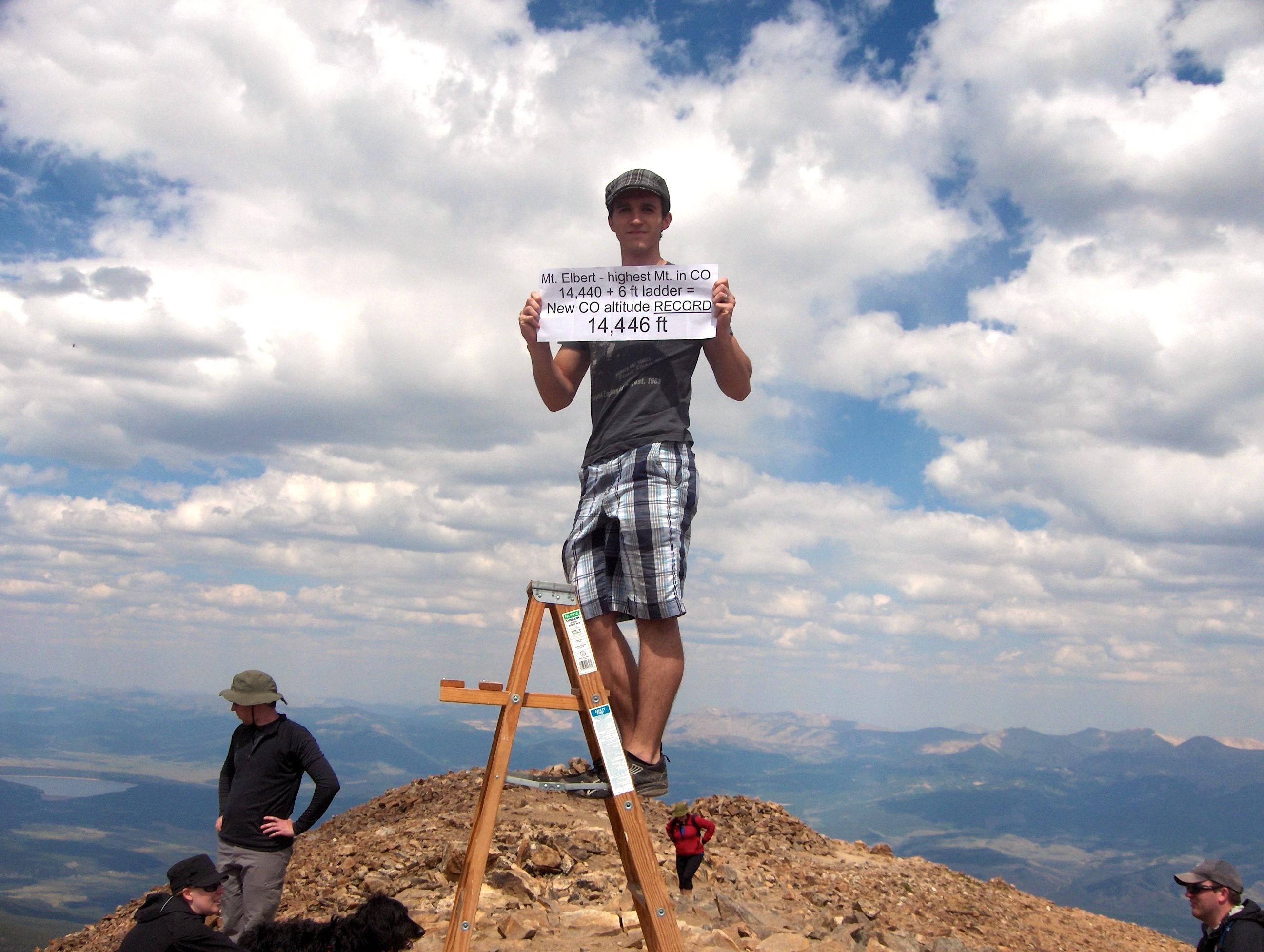 Colorado Altitude Record : Photos, Diagrams & Topos : SummitPost