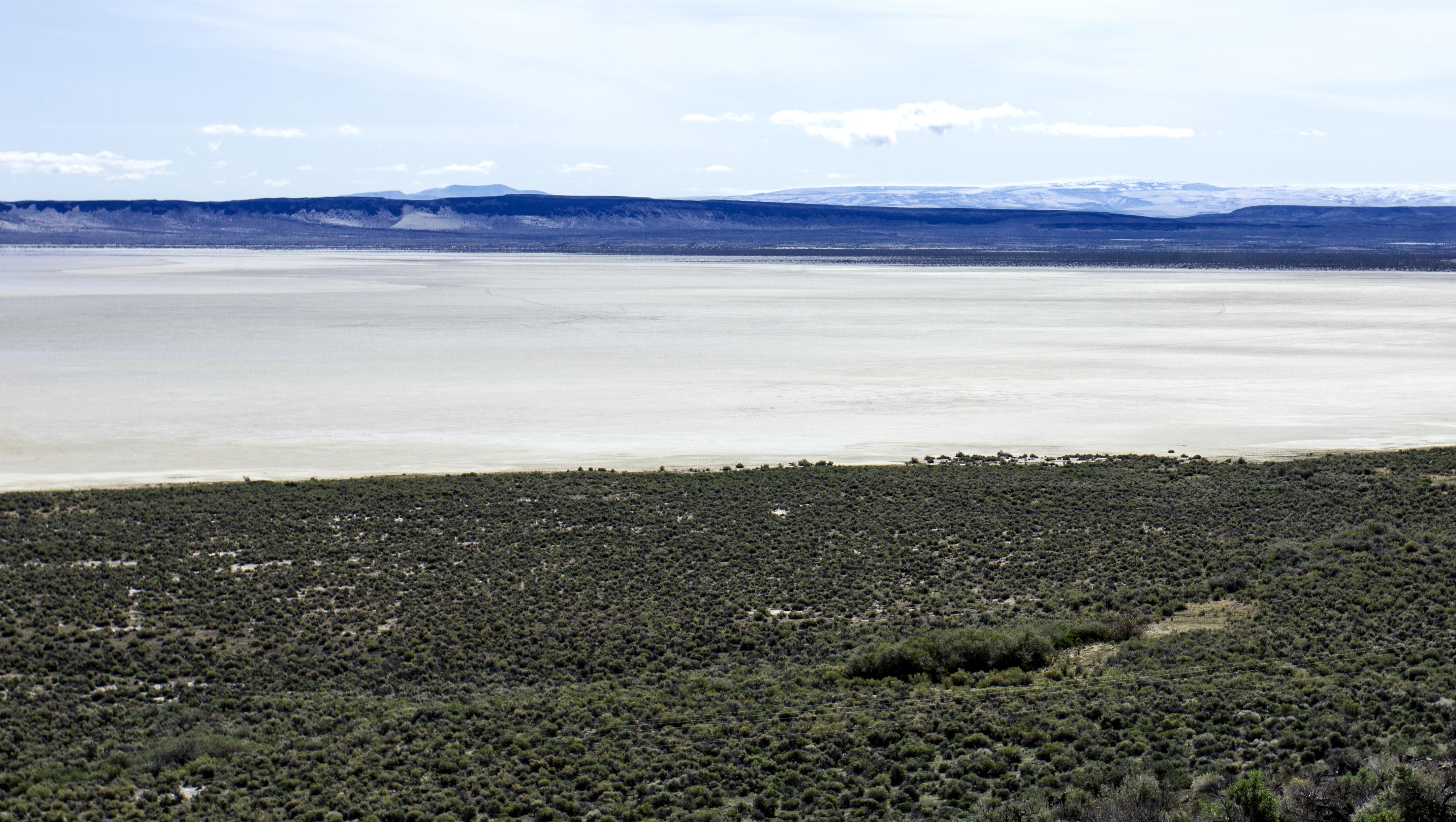 Alvord Desert, Oregon, Bay, Oregon, Water, Soil, HQ Photo