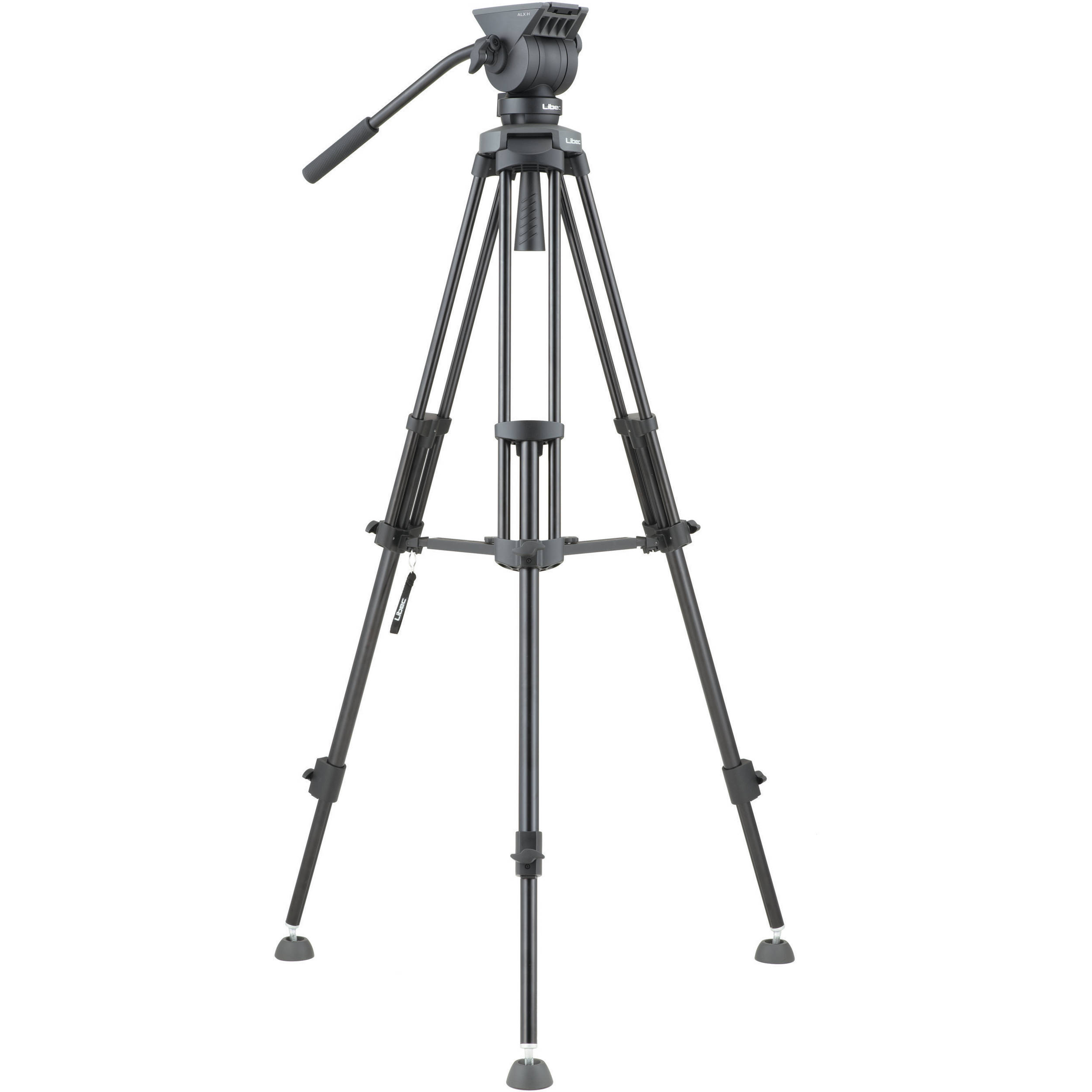 Libec ALX KIT Tripod and Fluid Head Kit ALX KIT B&H Photo Video