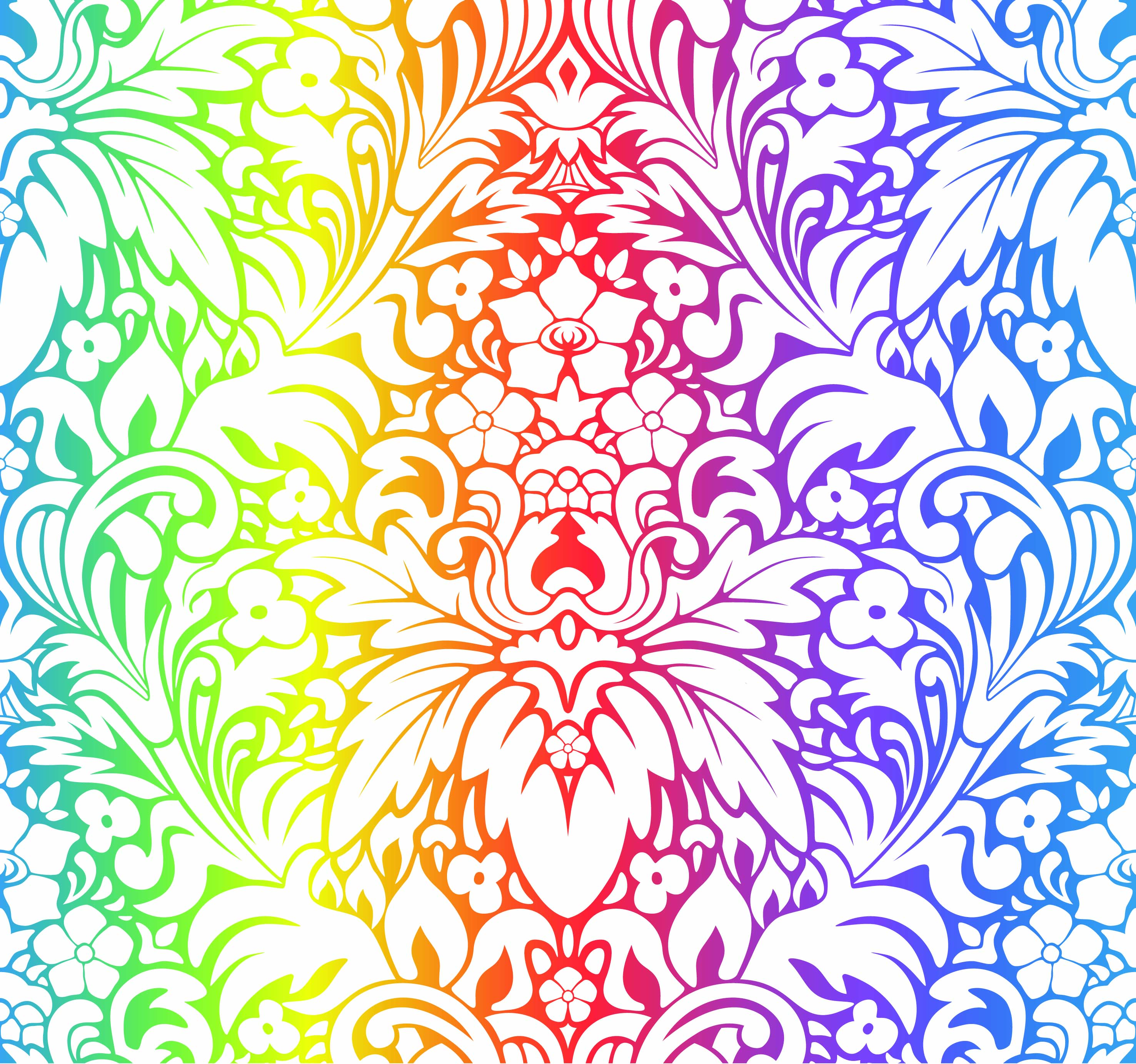 Cool background pattern vector Free Vector / 4Vector