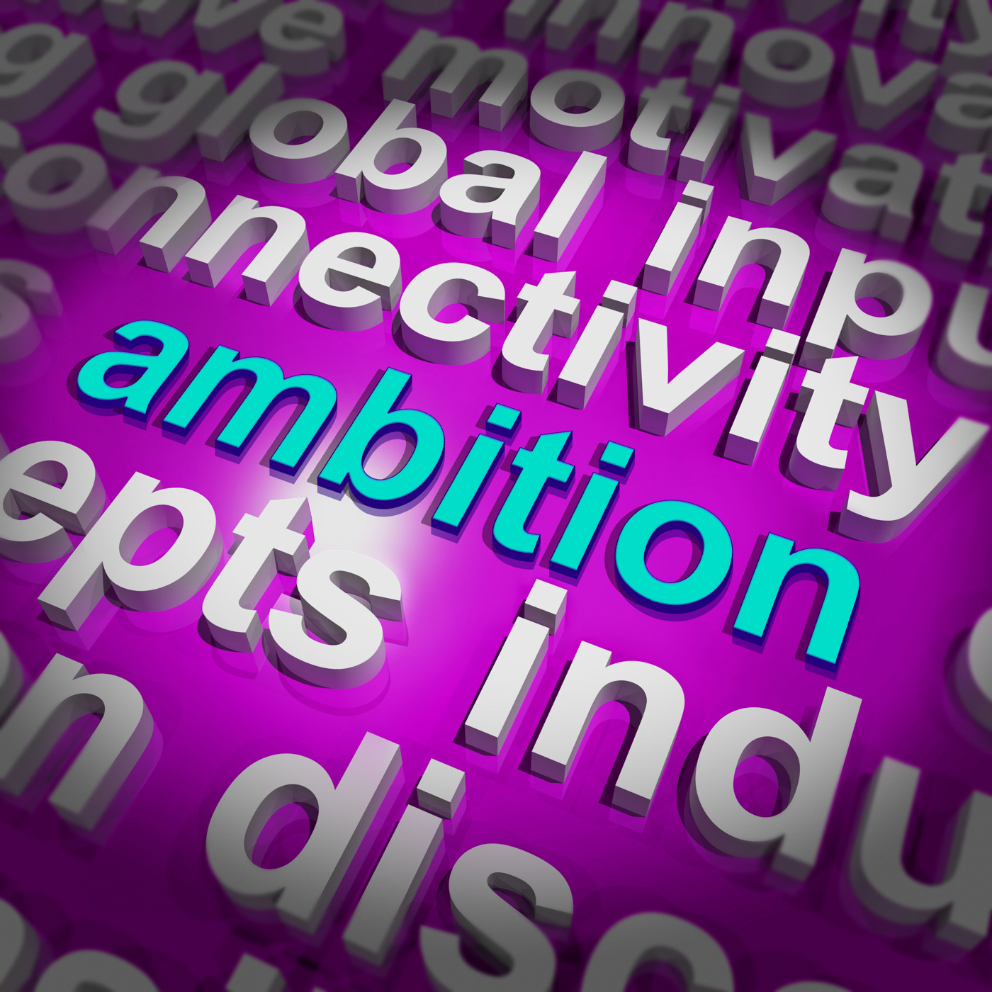 Ambition Word Cloud Means Target Aim Or Goal, Aim, Ambition, Ambitions, Desire, HQ Photo