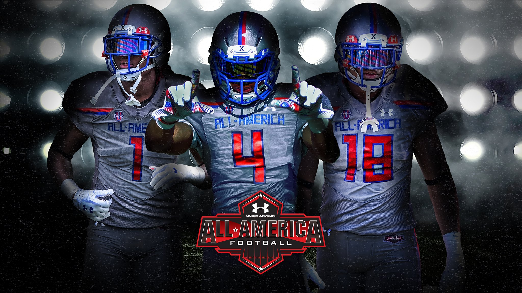 Under Armour and U.S. ARMY All America Football Team VR Experience