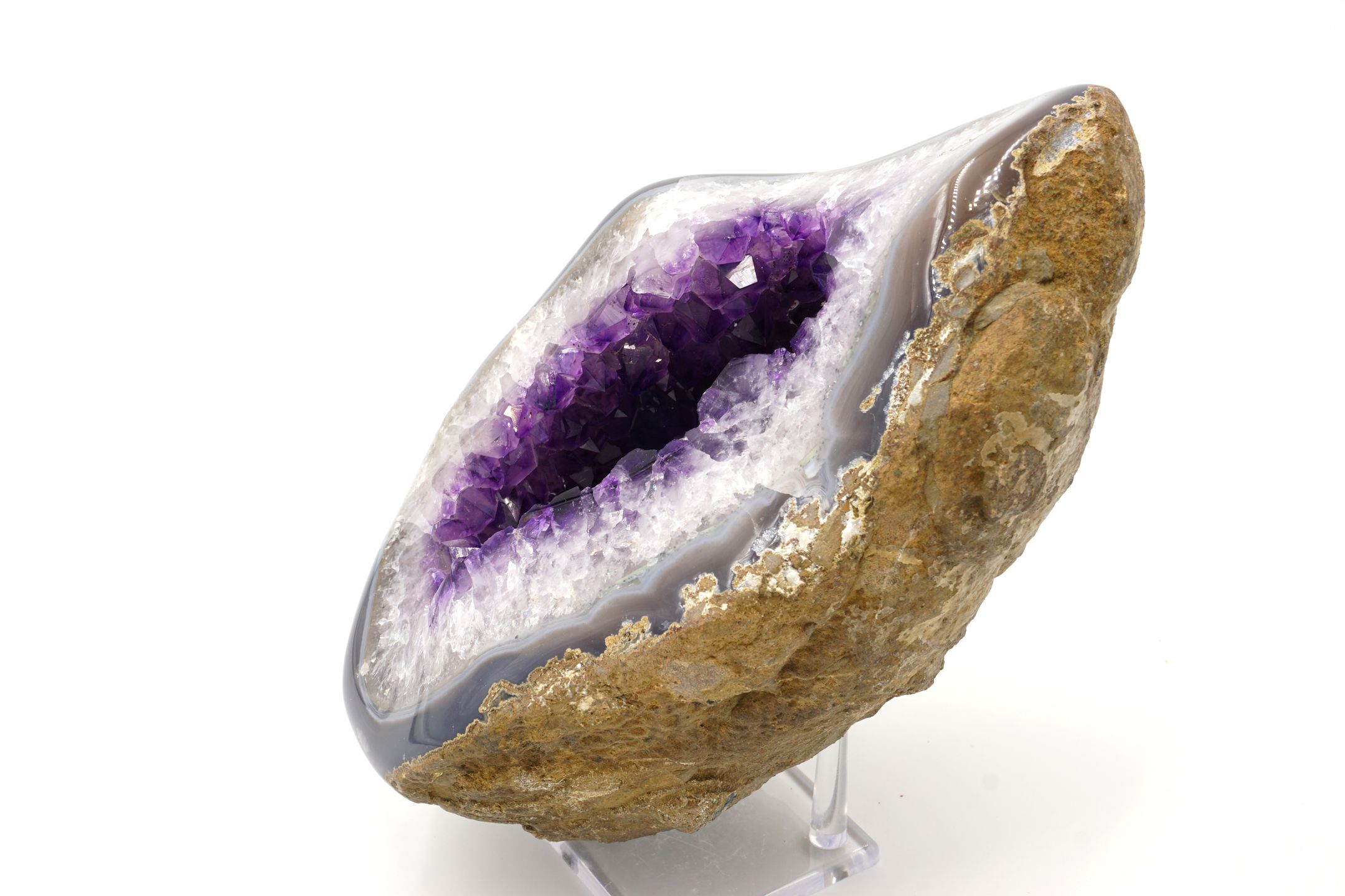 Geoclassics | Amethyst Geode