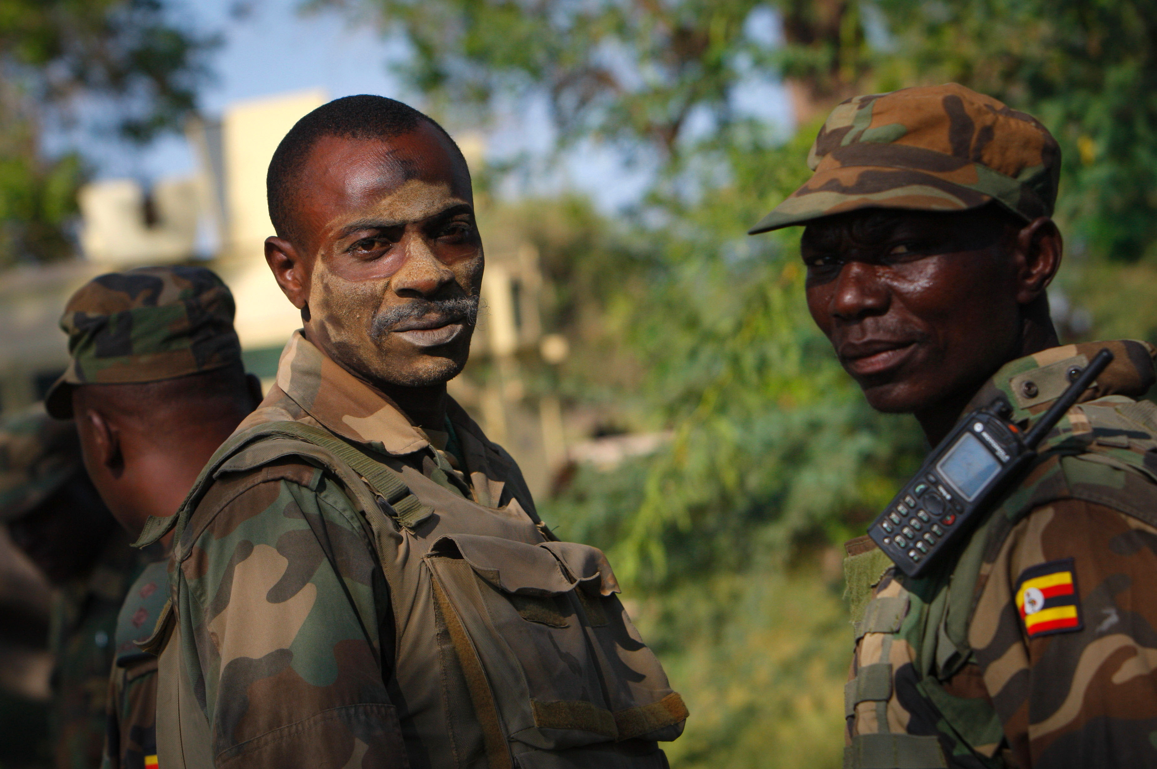 Amisom and sna troops liberate jawahar town 06 photo