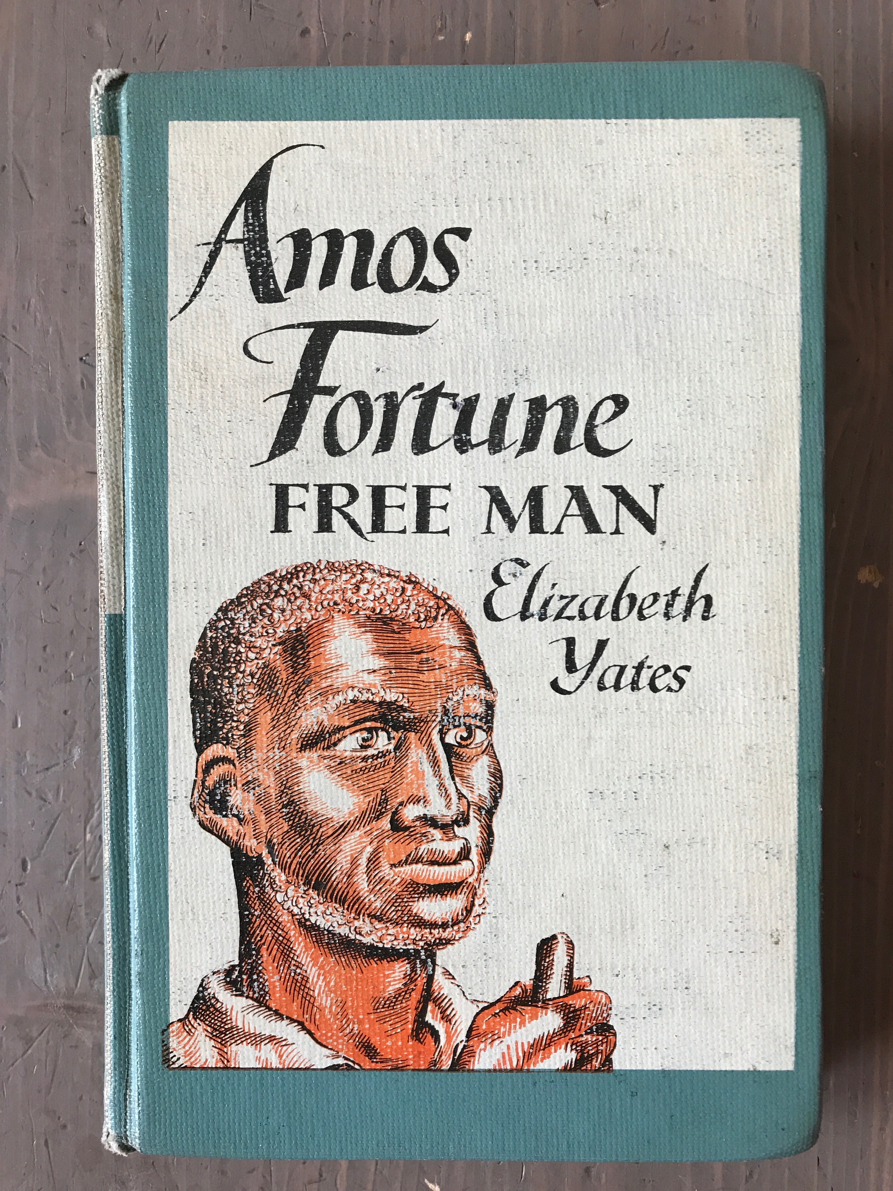 Amos Fortune Free Man, Elizabeth Yates, Book, People, Poster, HQ Photo