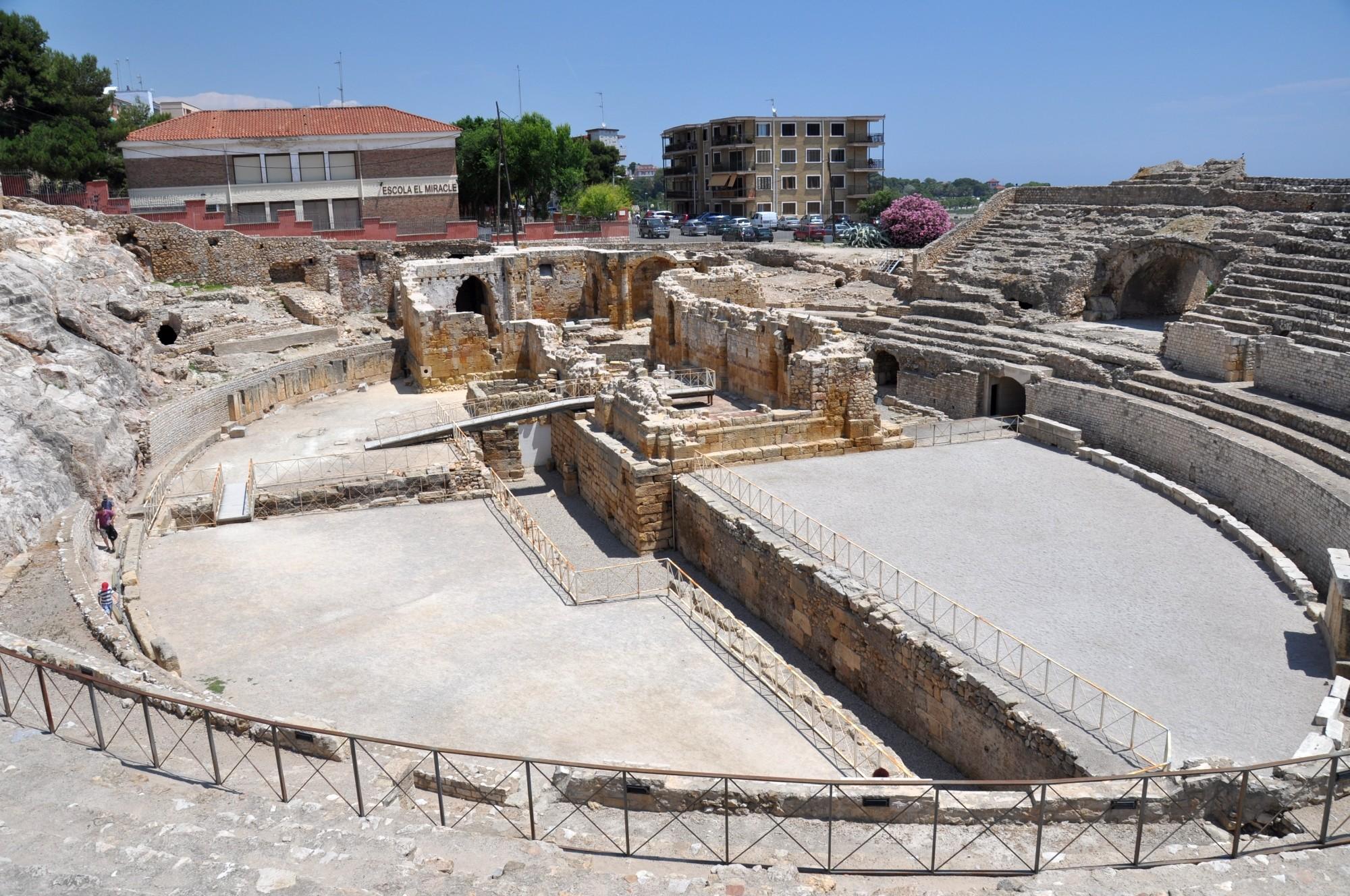Amphitheatre photo