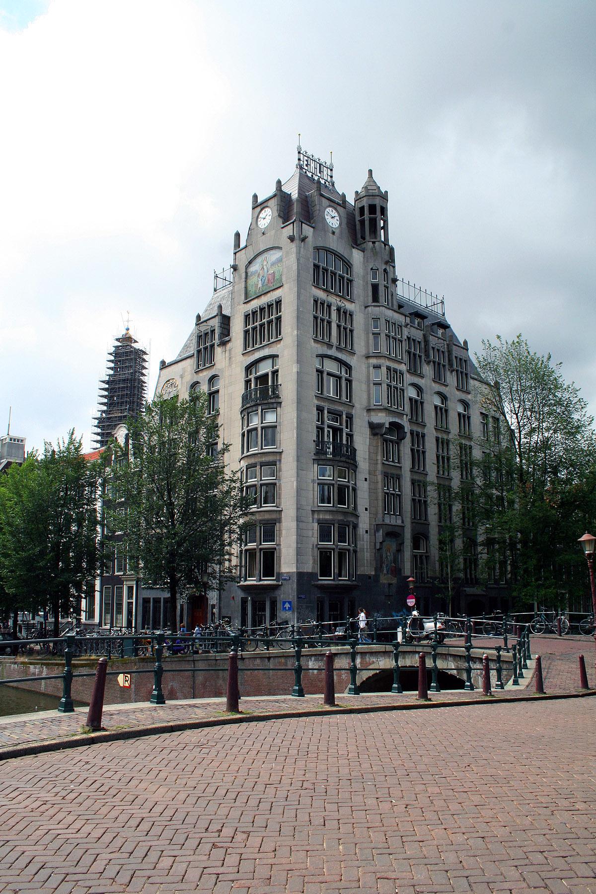 Amsterdam, Old, Static, Classic, City, HQ Photo