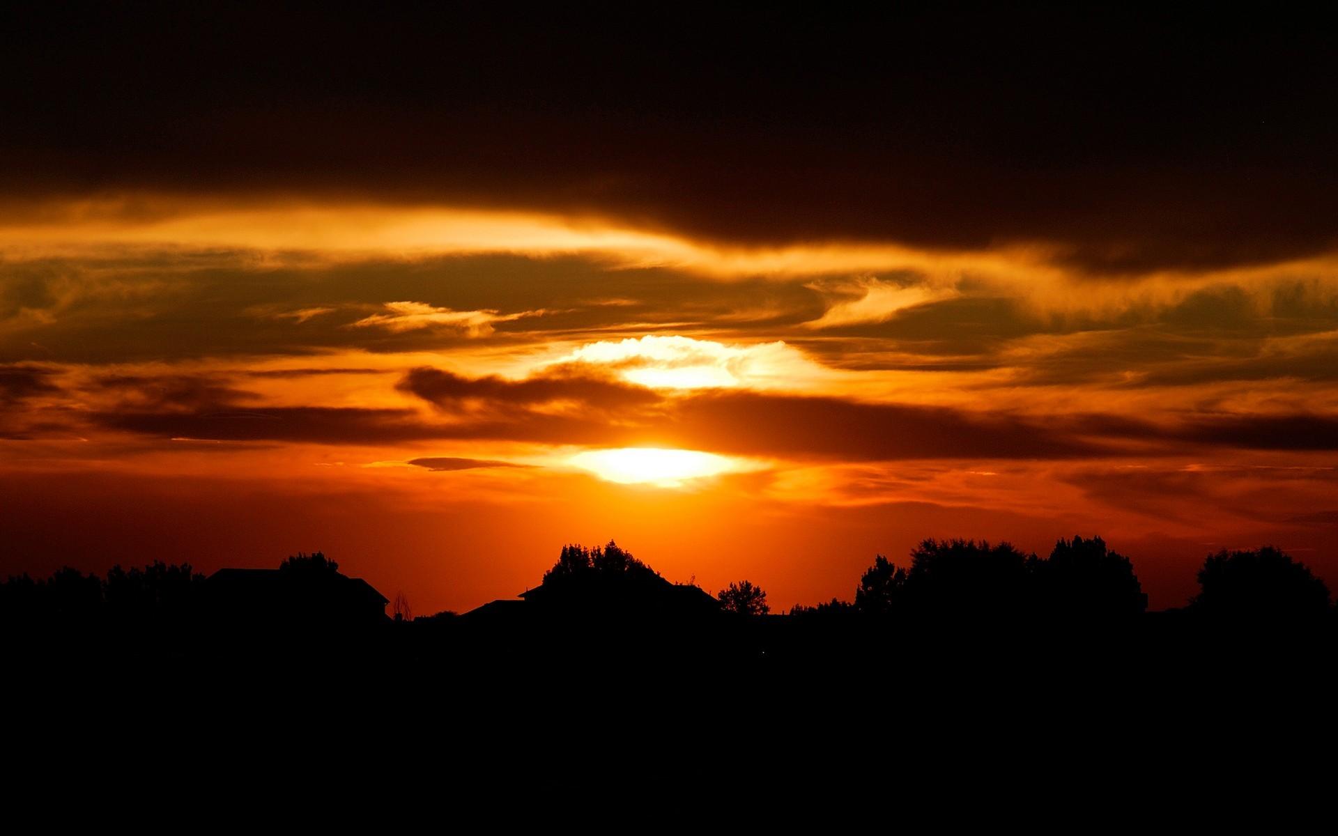 The star of evening / 1920 x 1200 / Sunriseandsunset / Photography ...