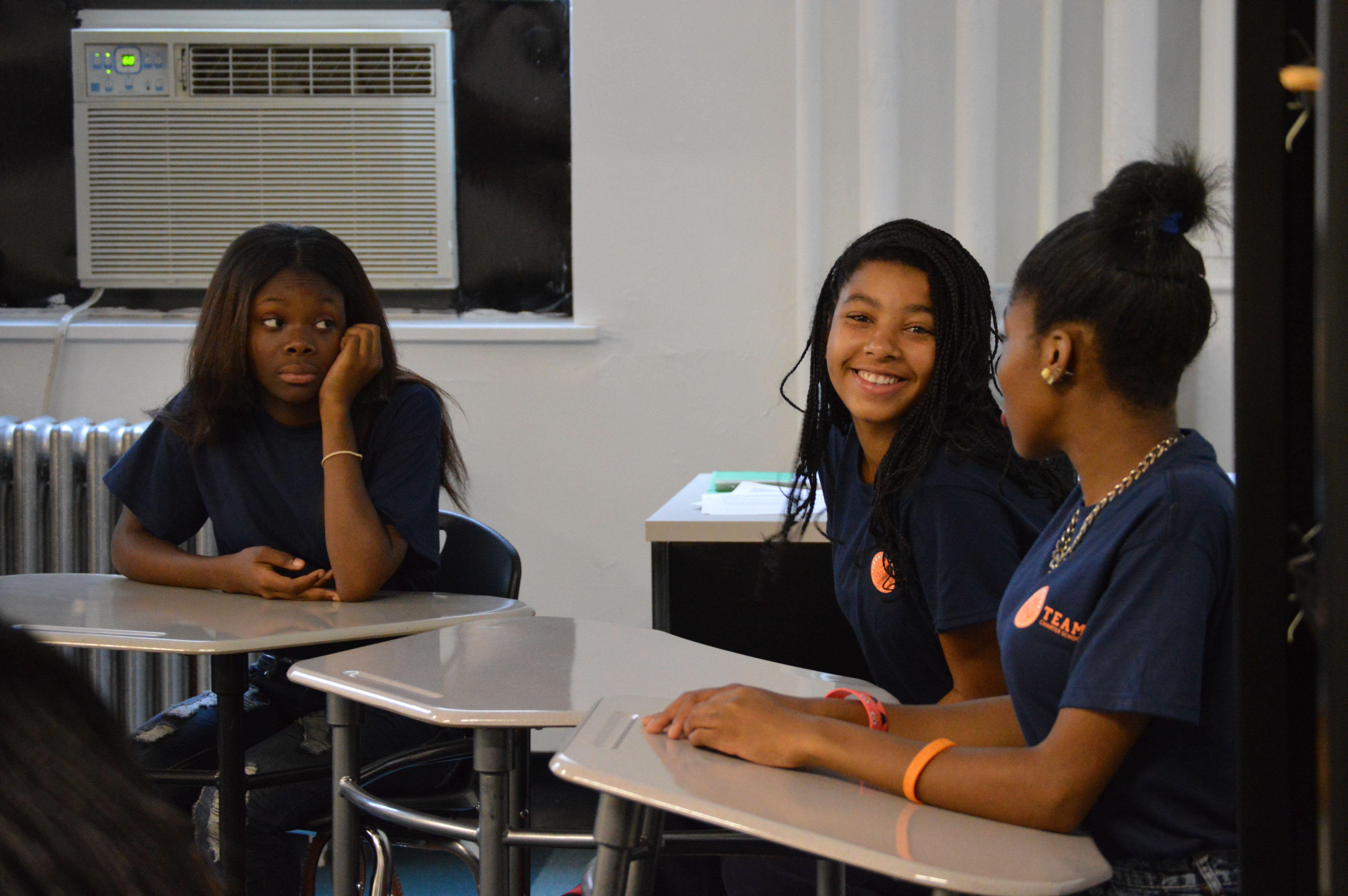 30 Schools in 30 Days: Urban Dove Team Charter School - Northeast ...