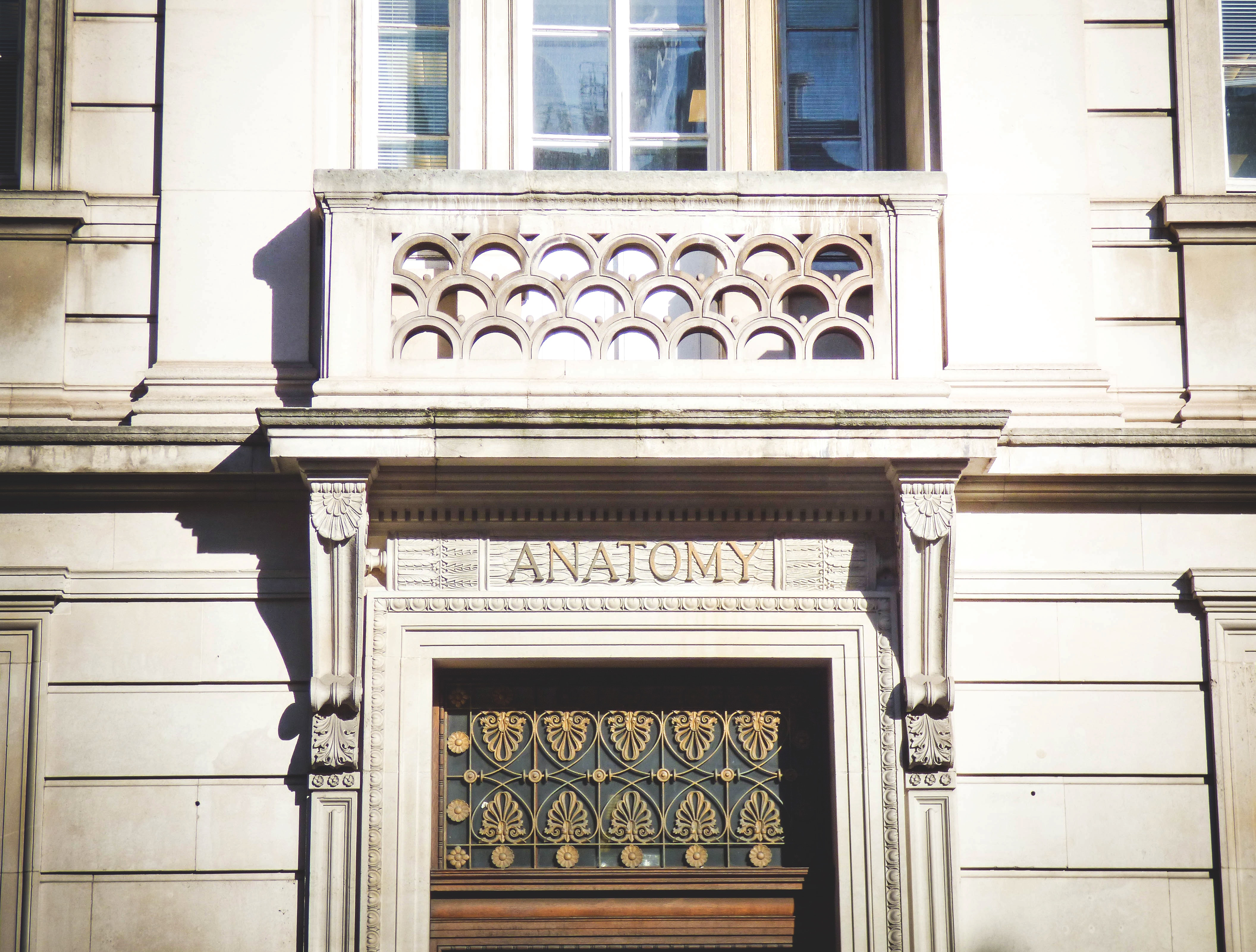 Free photo: Anatomy Building - house, facade, outdoors - CC0 License ...
