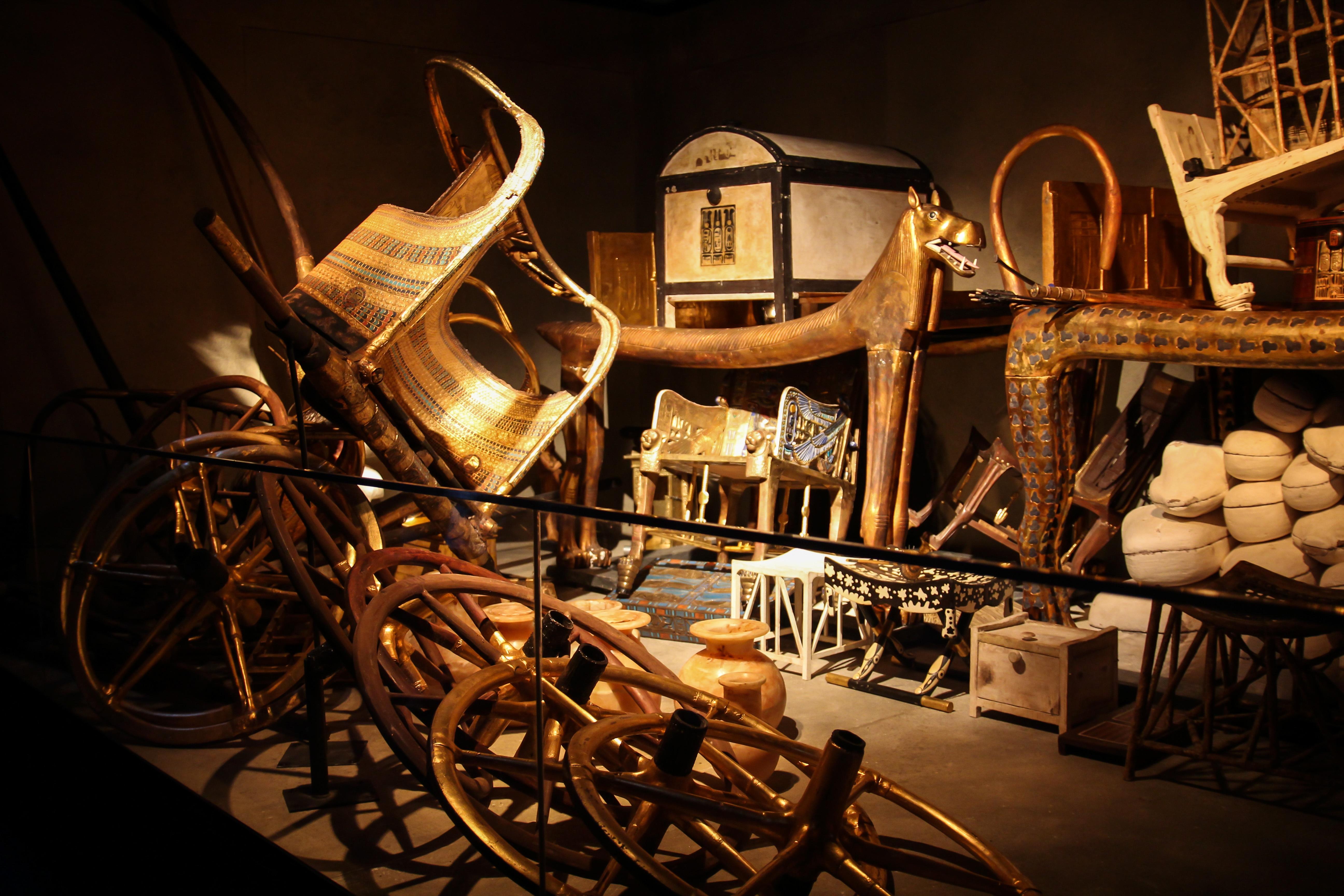 Ancient Burial Chamber, Ancient, Burial, Chamber, Egypt, HQ Photo