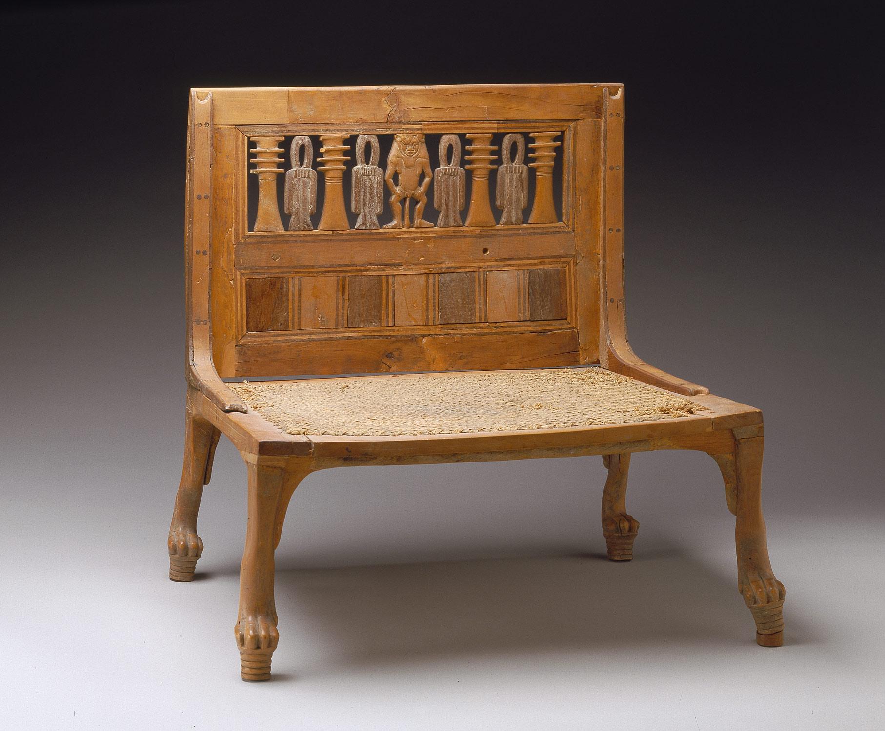 Hatnefer's Chair | Work of Art | Heilbrunn Timeline of Art History ...
