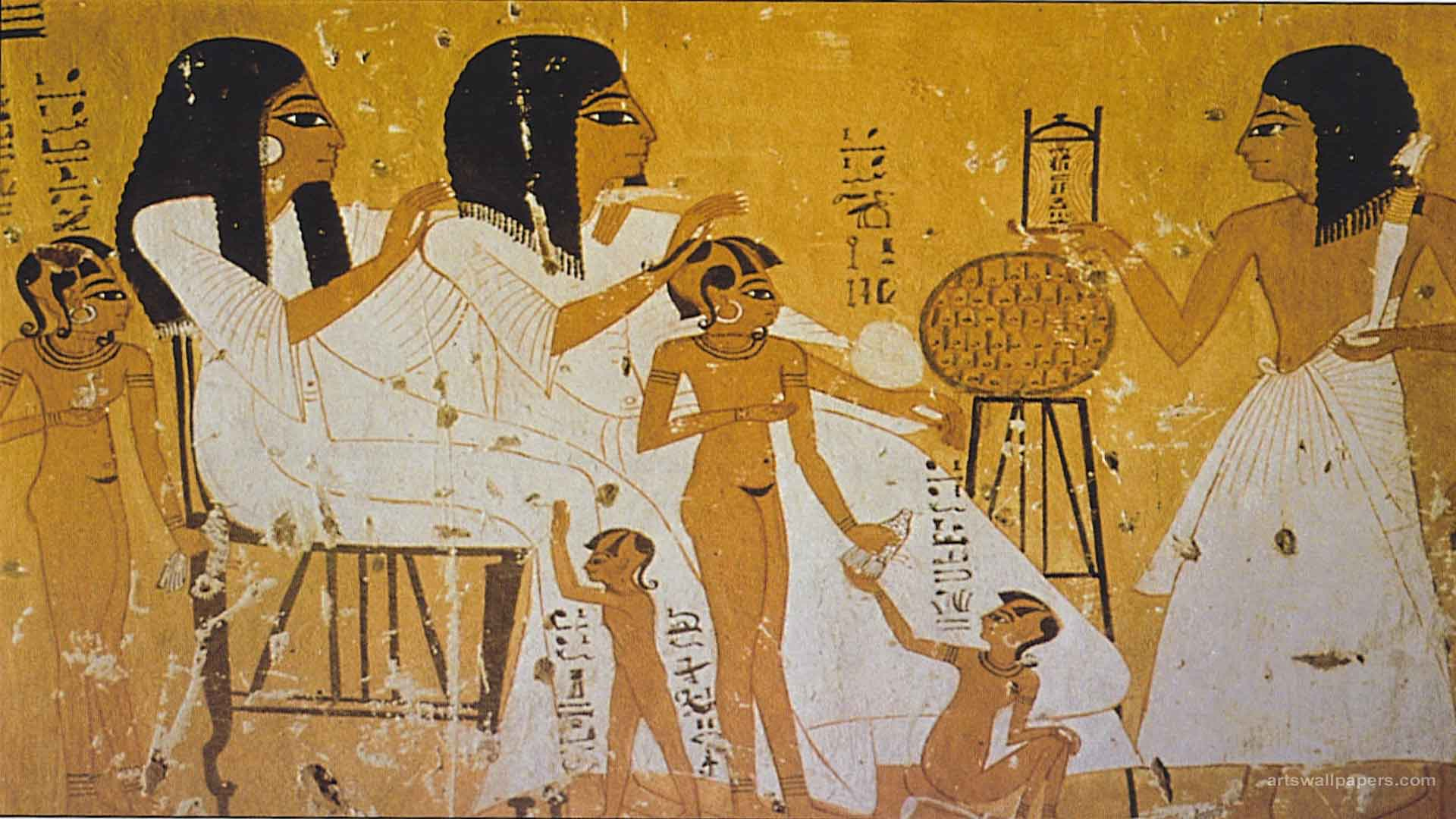 Ancient egyptian photo