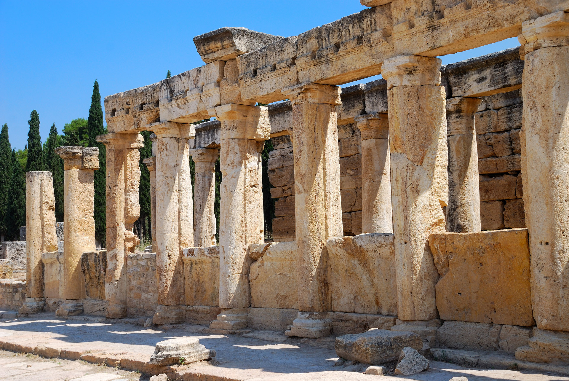 Ancient Ruins Free Stock Photo - Public Domain Pictures