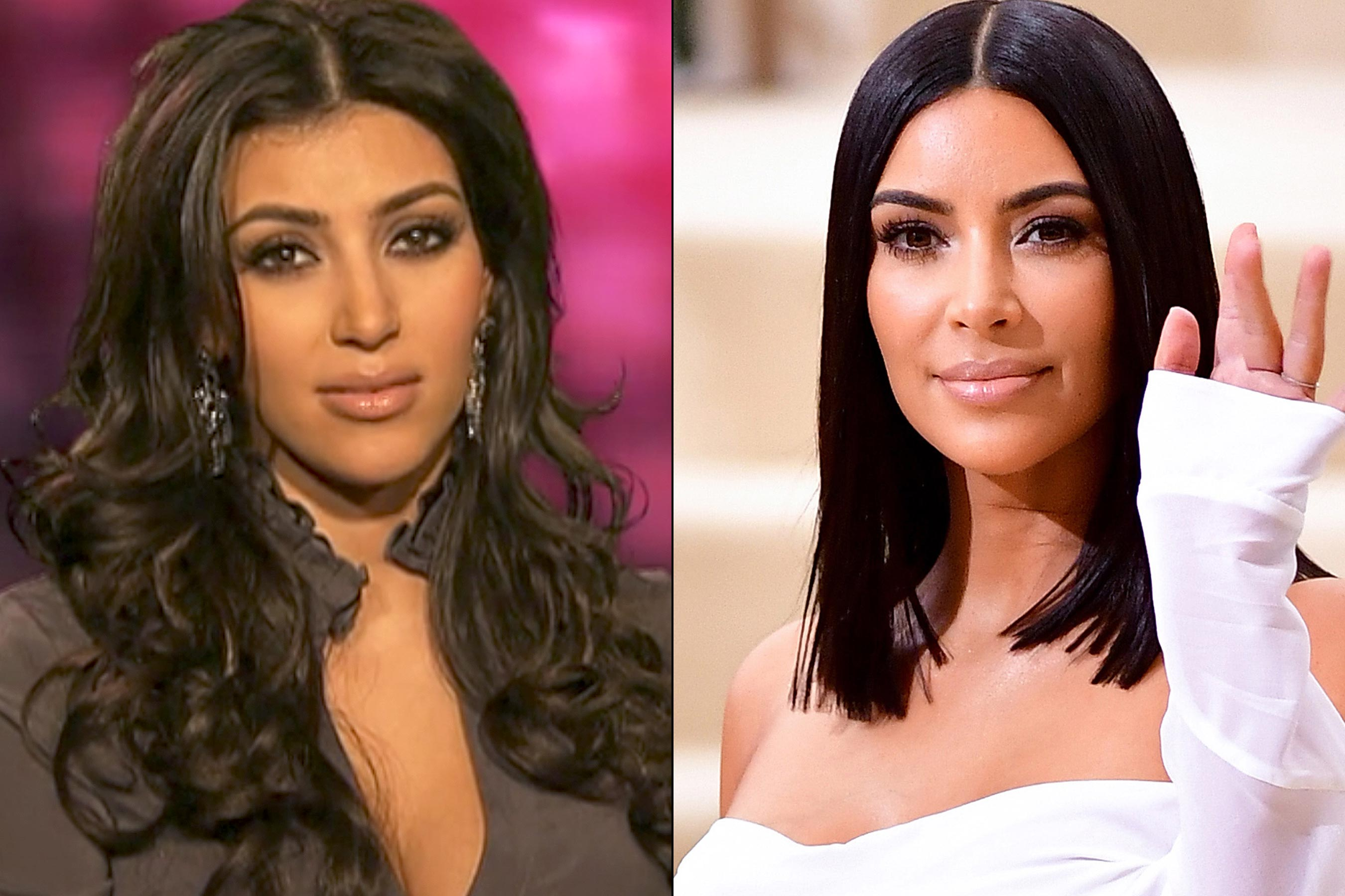 Keeping Up With the Kardashians: Then and Now | EW.com