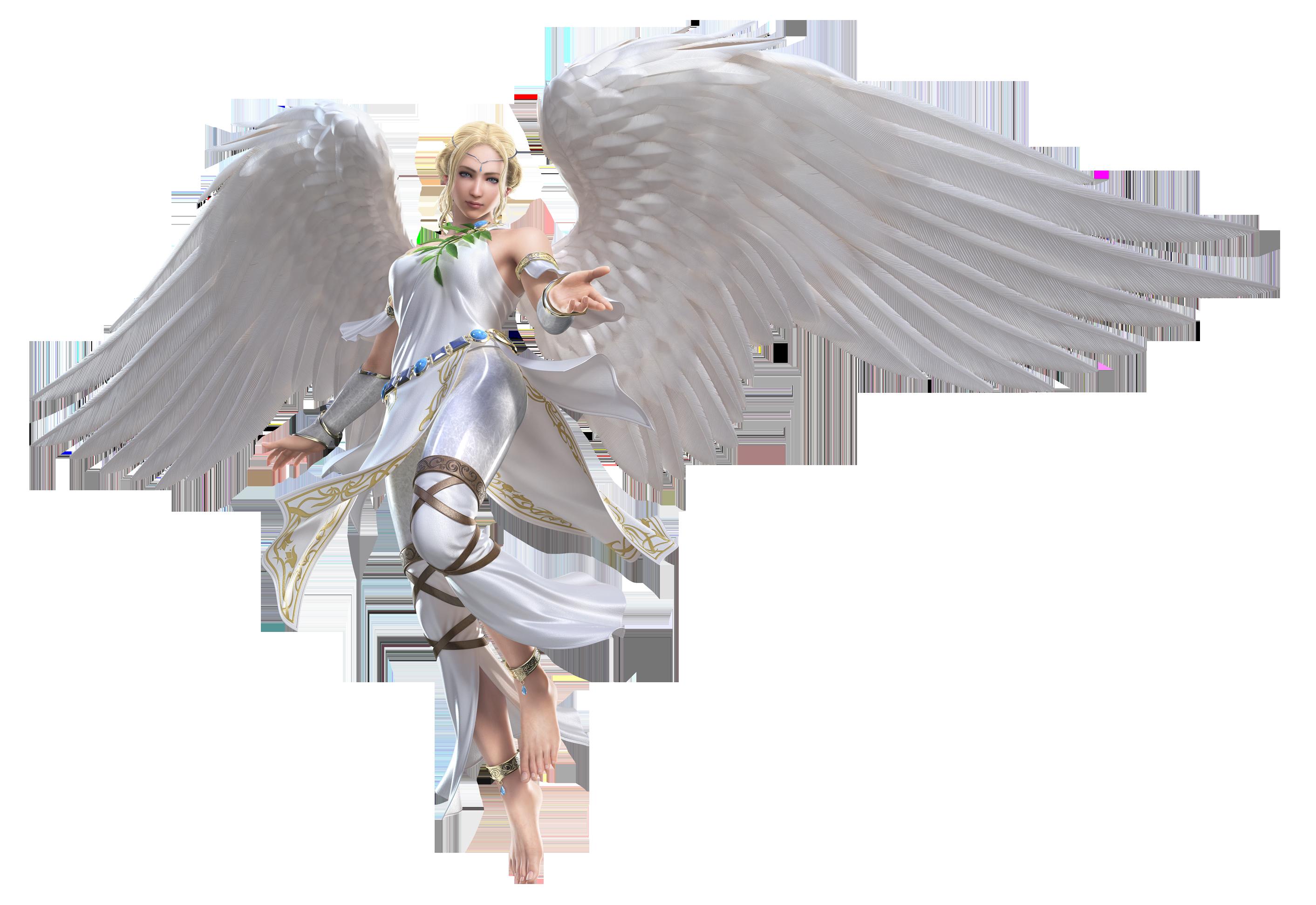 Angel | Tekken Wiki | FANDOM powered by Wikia