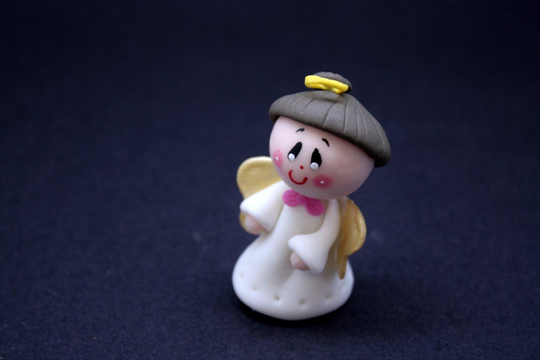 Angel figure photo