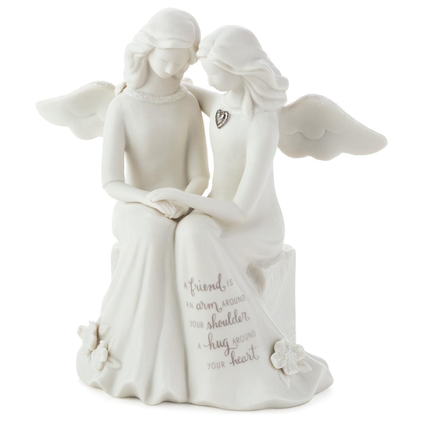 Friends Angel Figurine - Figurines - Hallmark