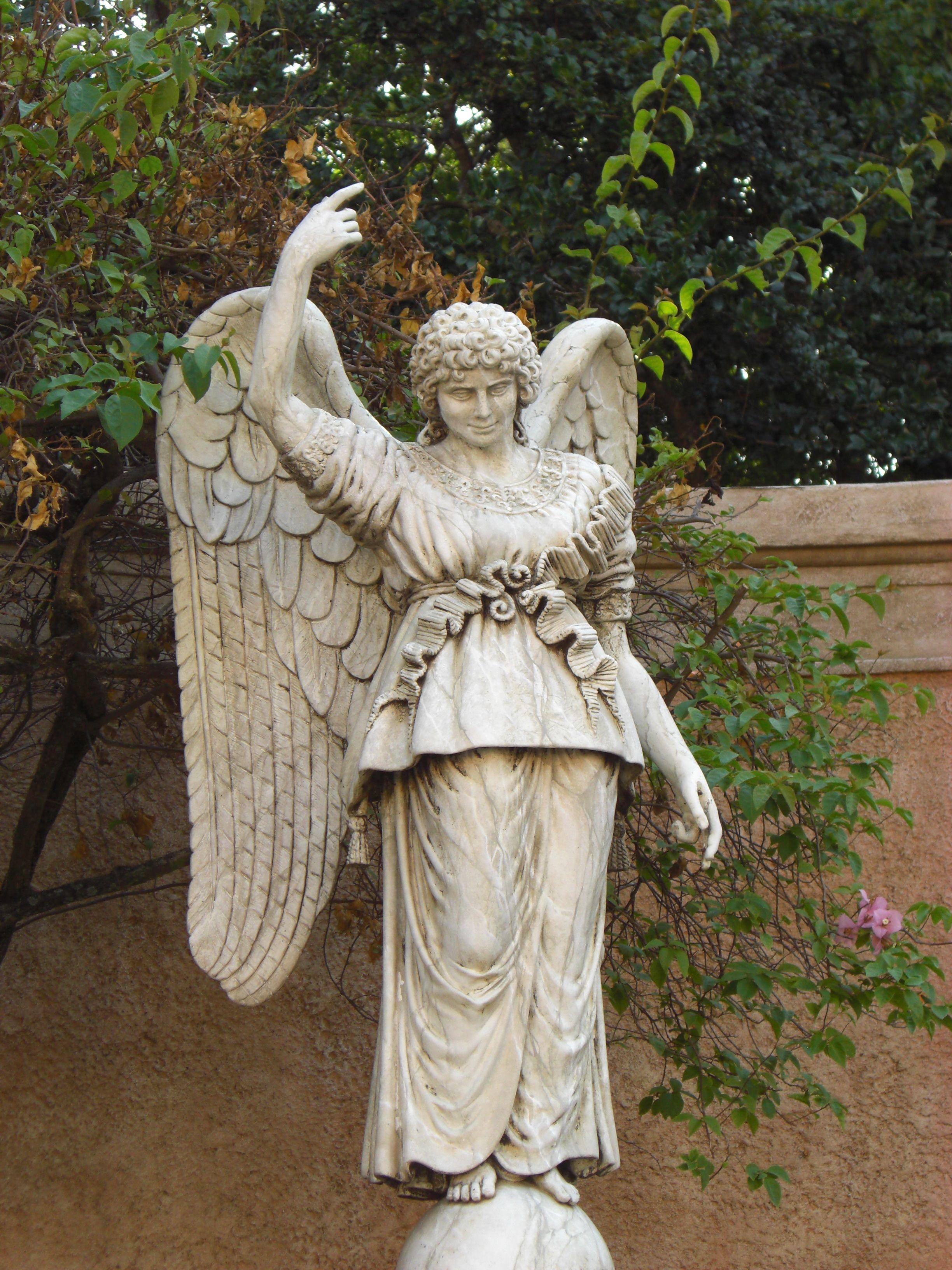Angel Statue | Angels | Pinterest | Angel statues, Angel and Angel art