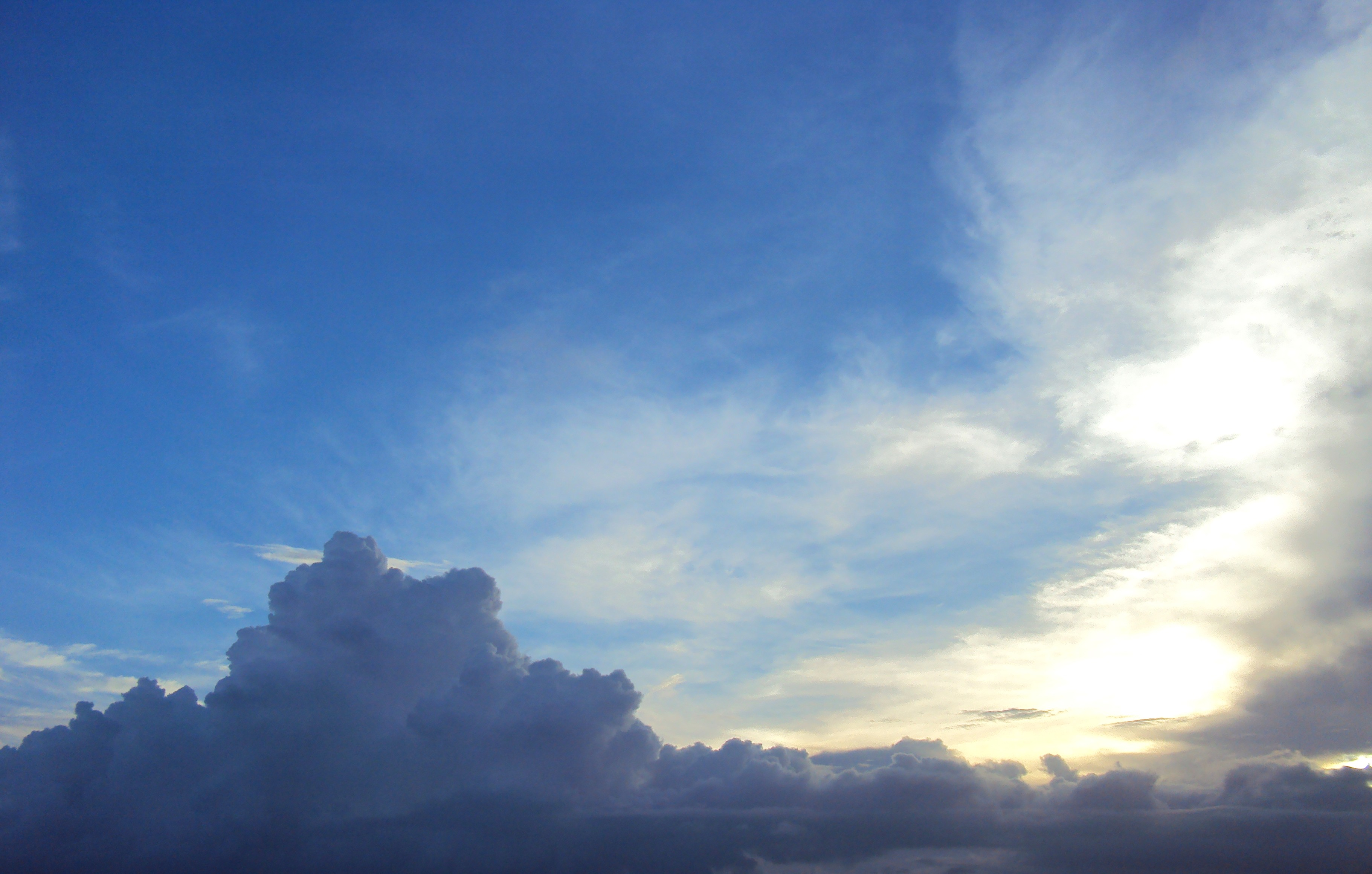 Another take at the stretch of clouds, Sky, Outdoor, Kolkata, Clouds, HQ Photo