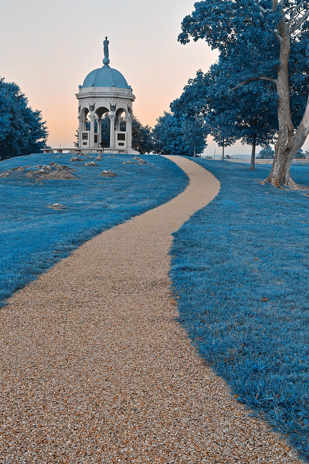 Antietam sapphire twilight - hdr photo
