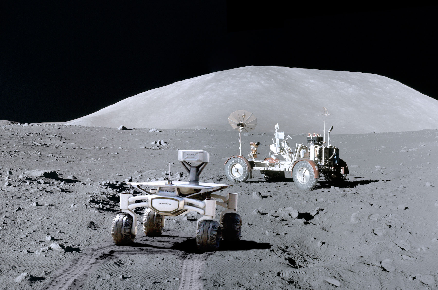 PTScientists 'Mission to the Moon' to take care not to harm Apollo ...