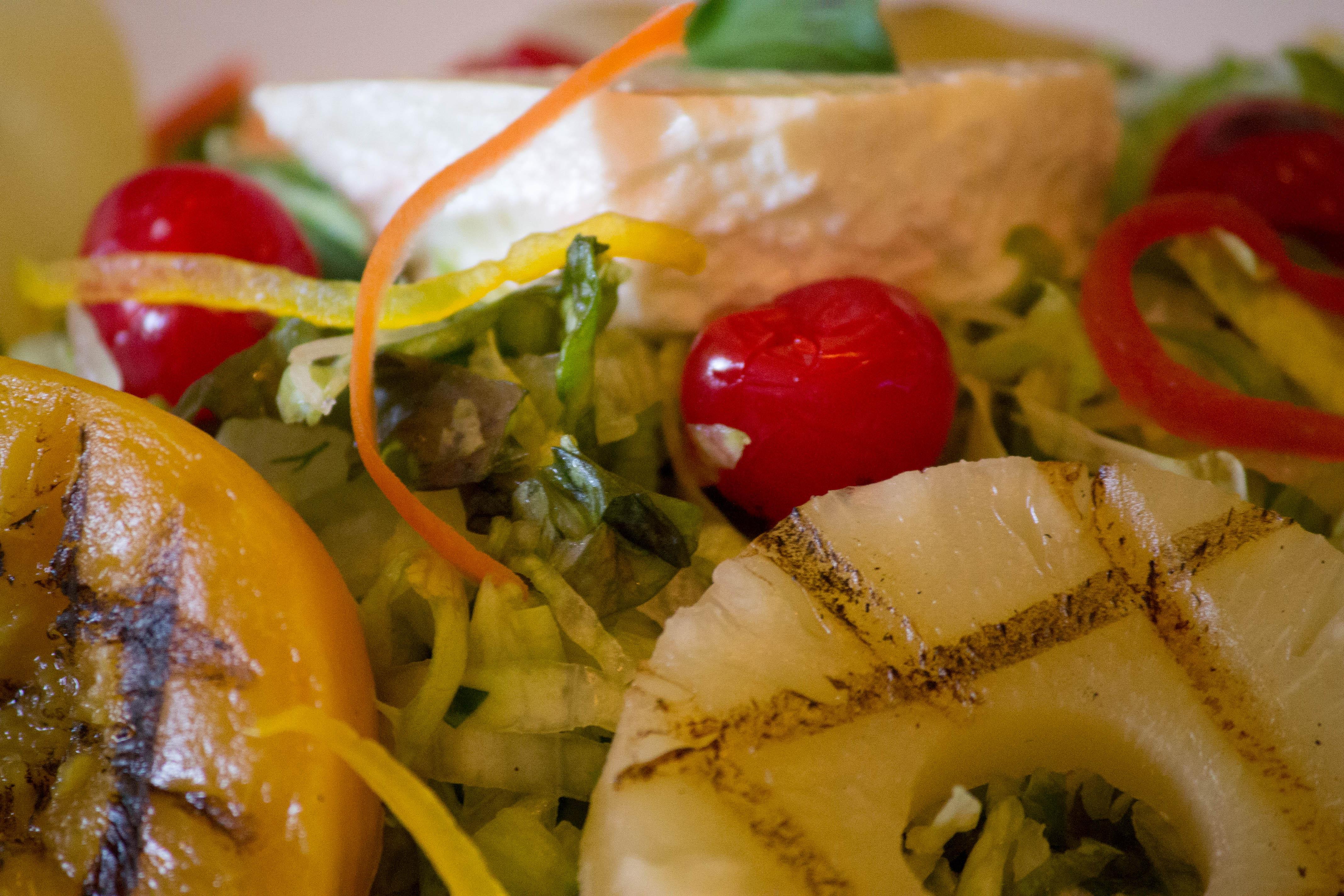 Appetizer salad photo