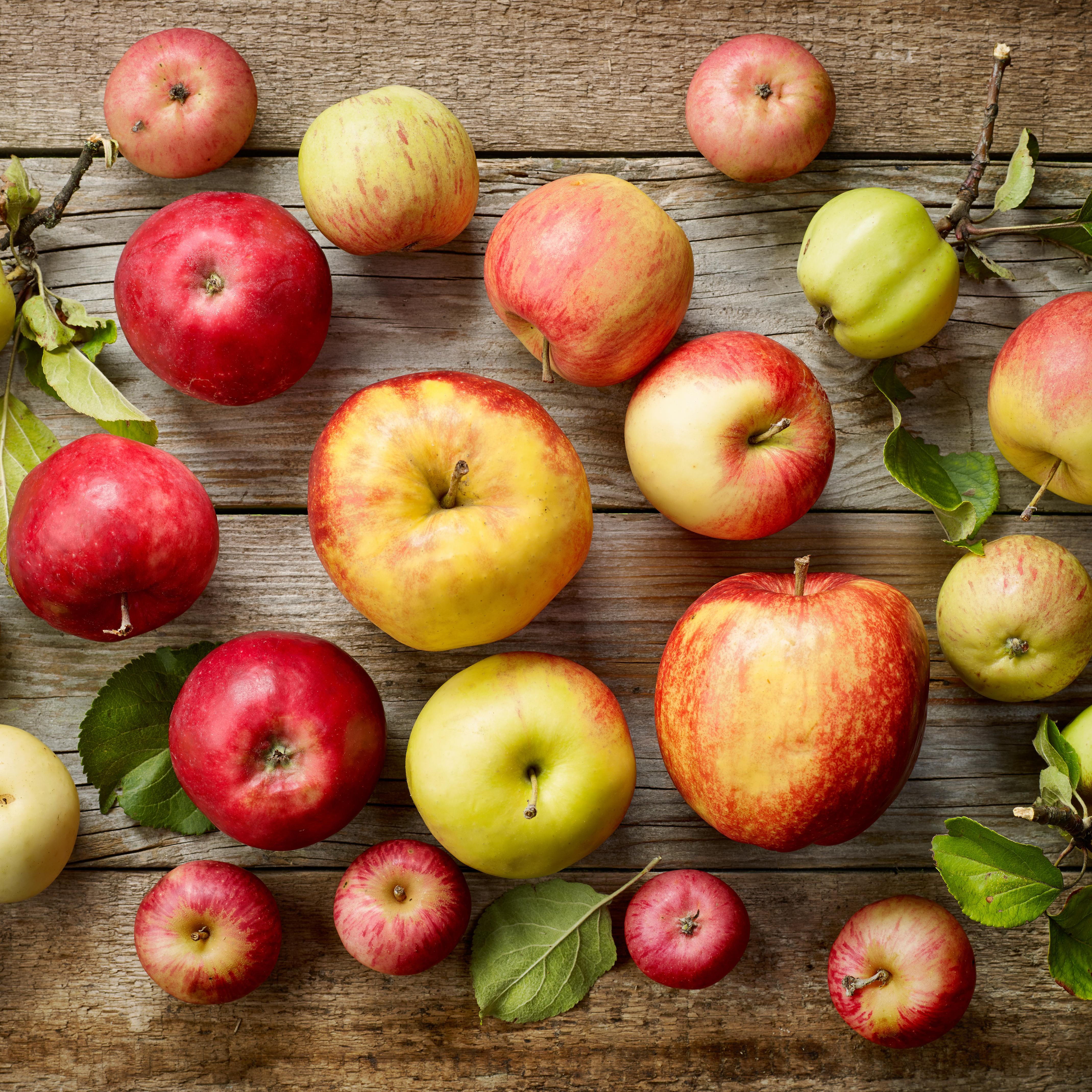 The health benefits of apples | BBC Good Food