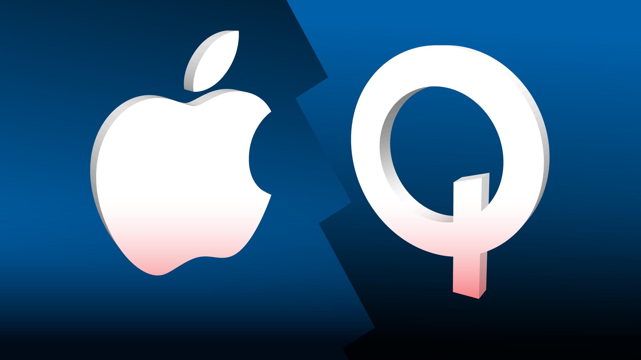 Apple stops paying royalties to Qualcomm | TechCrunch