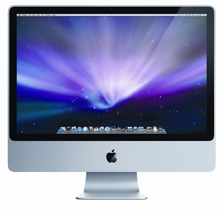 Amazon.com : Apple iMac MB418LL/A 24-Inch Desktop (Discontinued by ...