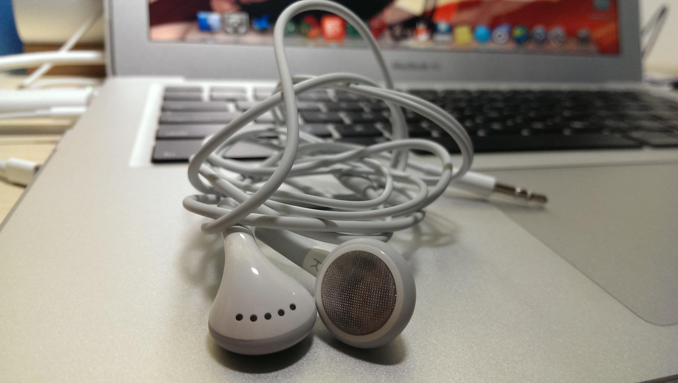 Apple Macbook, Computer, Electronic, Headphone, Ipod, HQ Photo