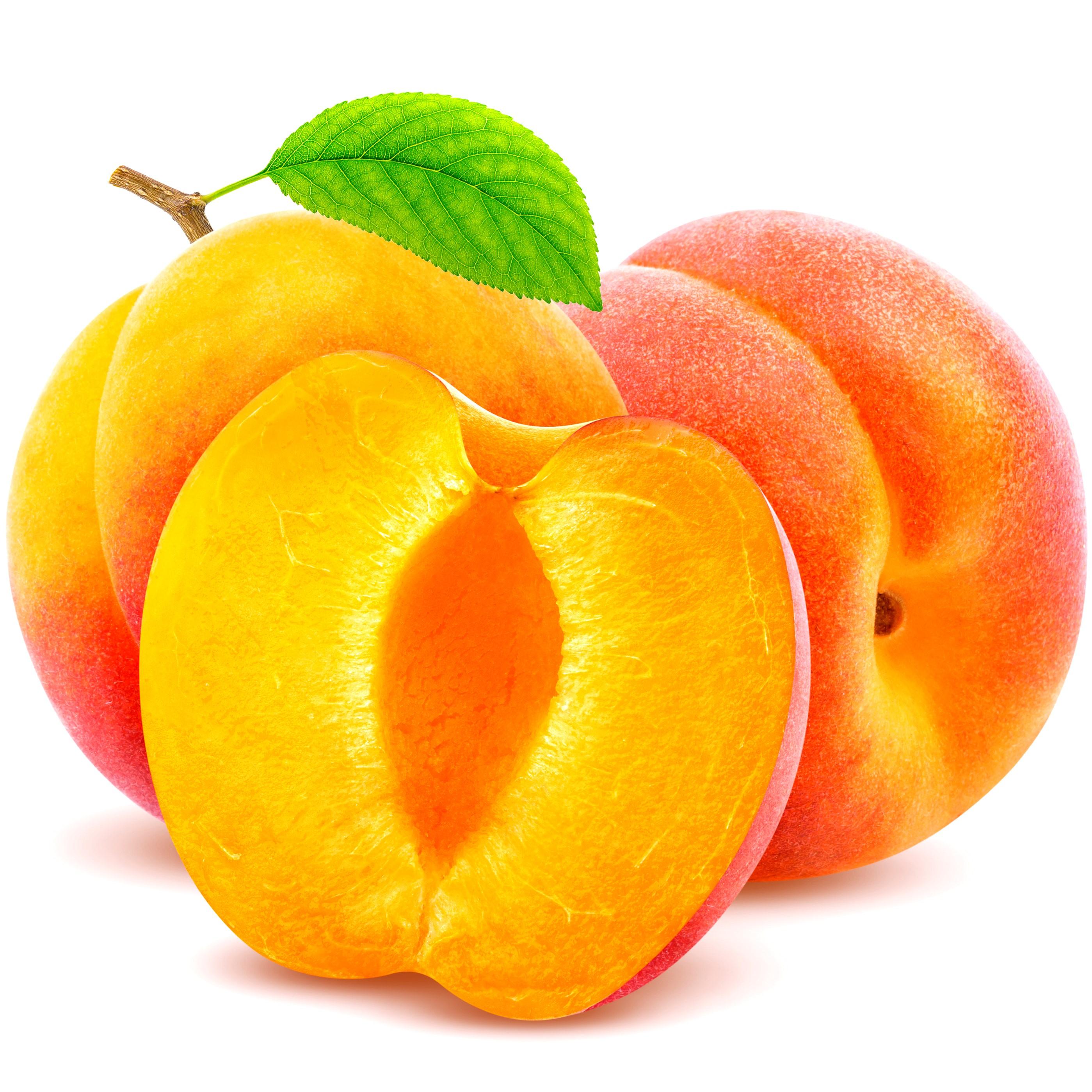 Fresh Frozen Organic Apricot Halves - Northwest Wild Foods